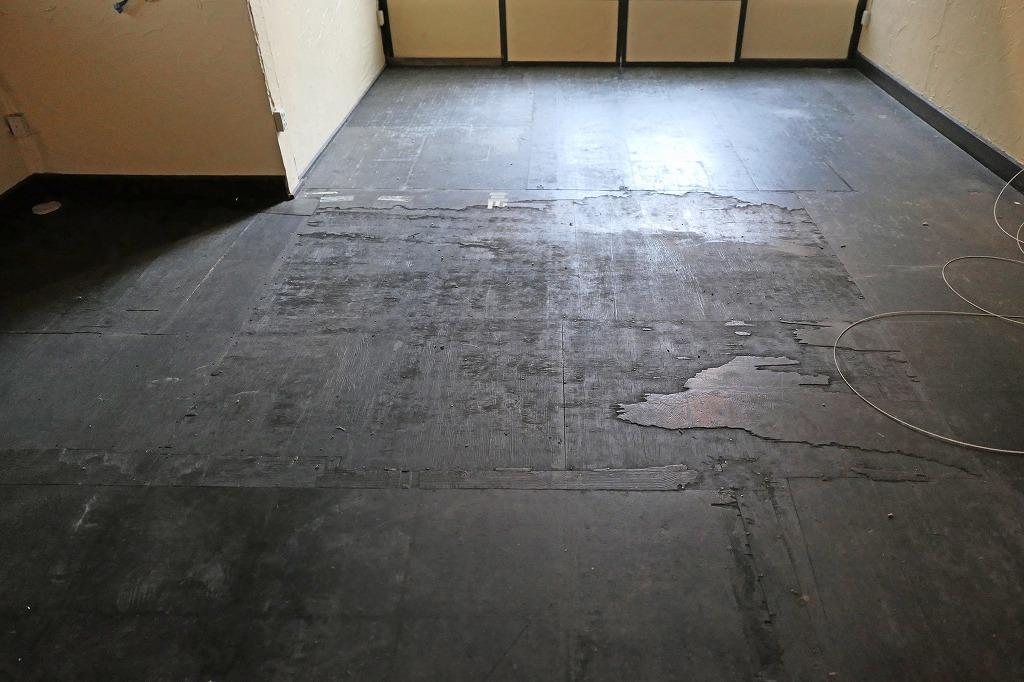 床は老朽化がありますが、塗装やラグをひけば問題なさそうです。