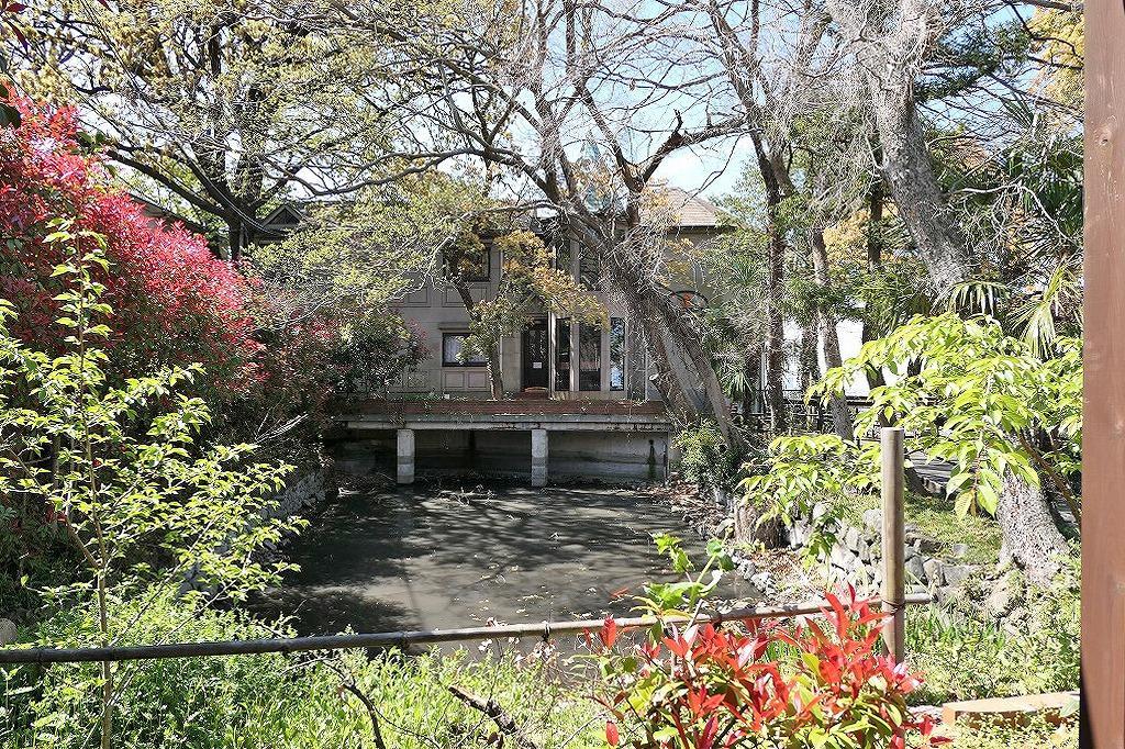 そよ風吹く、すいれん池のほとりのシェアハウス+アトリエ (東大阪市客坊町の物件) - 大阪R不動産