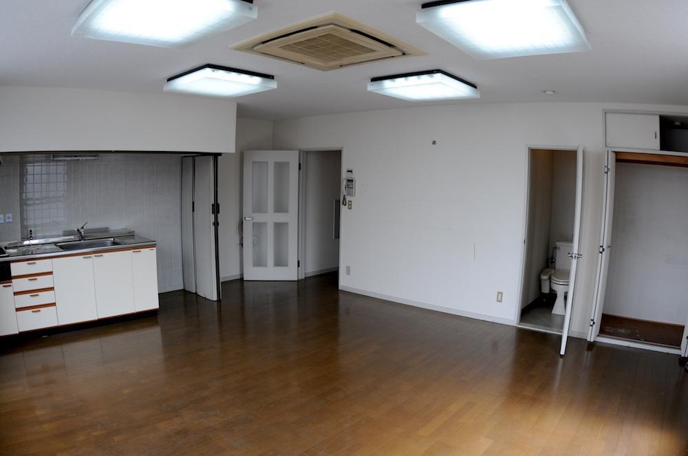 3階キッチン部分