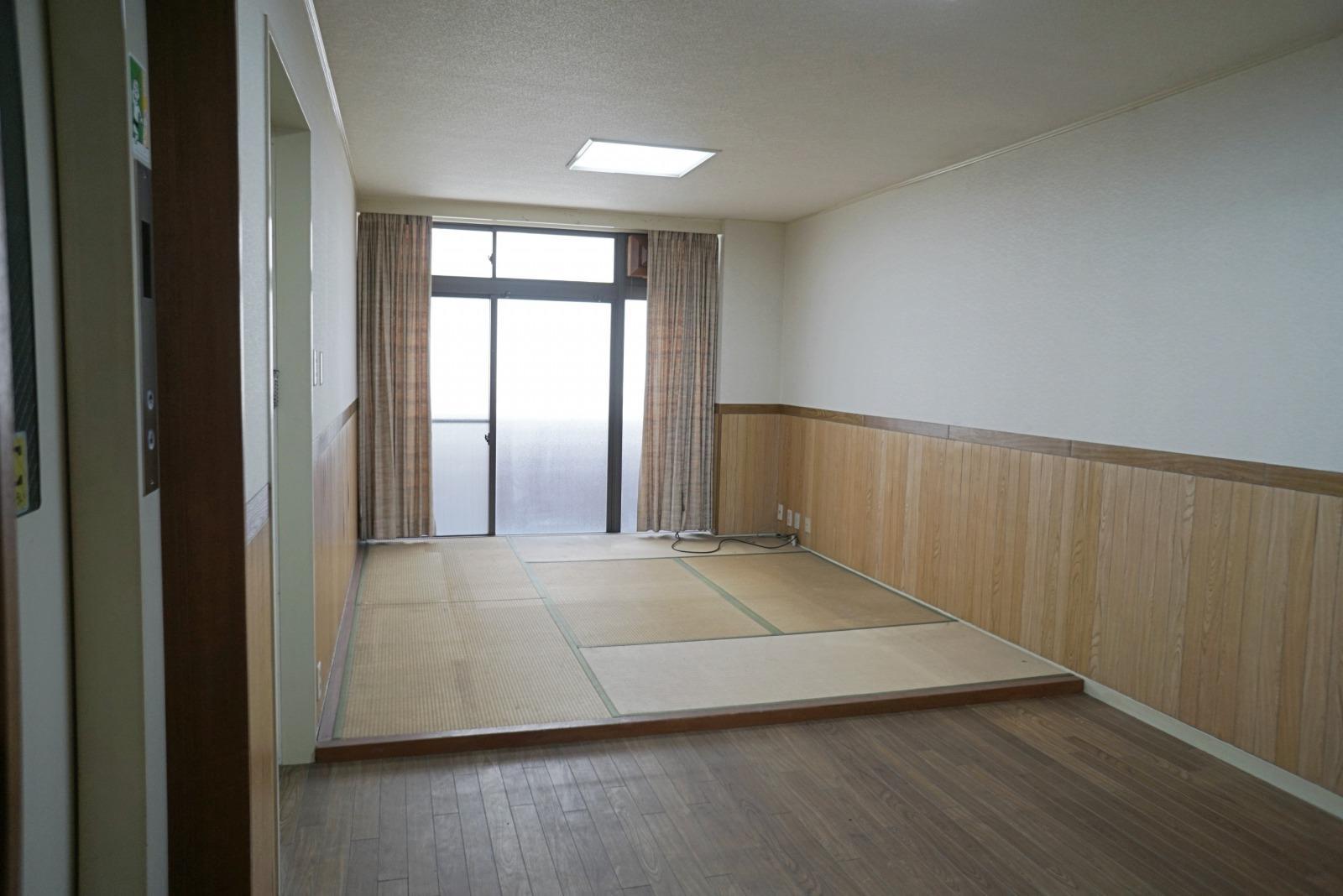 3階北側の和洋室