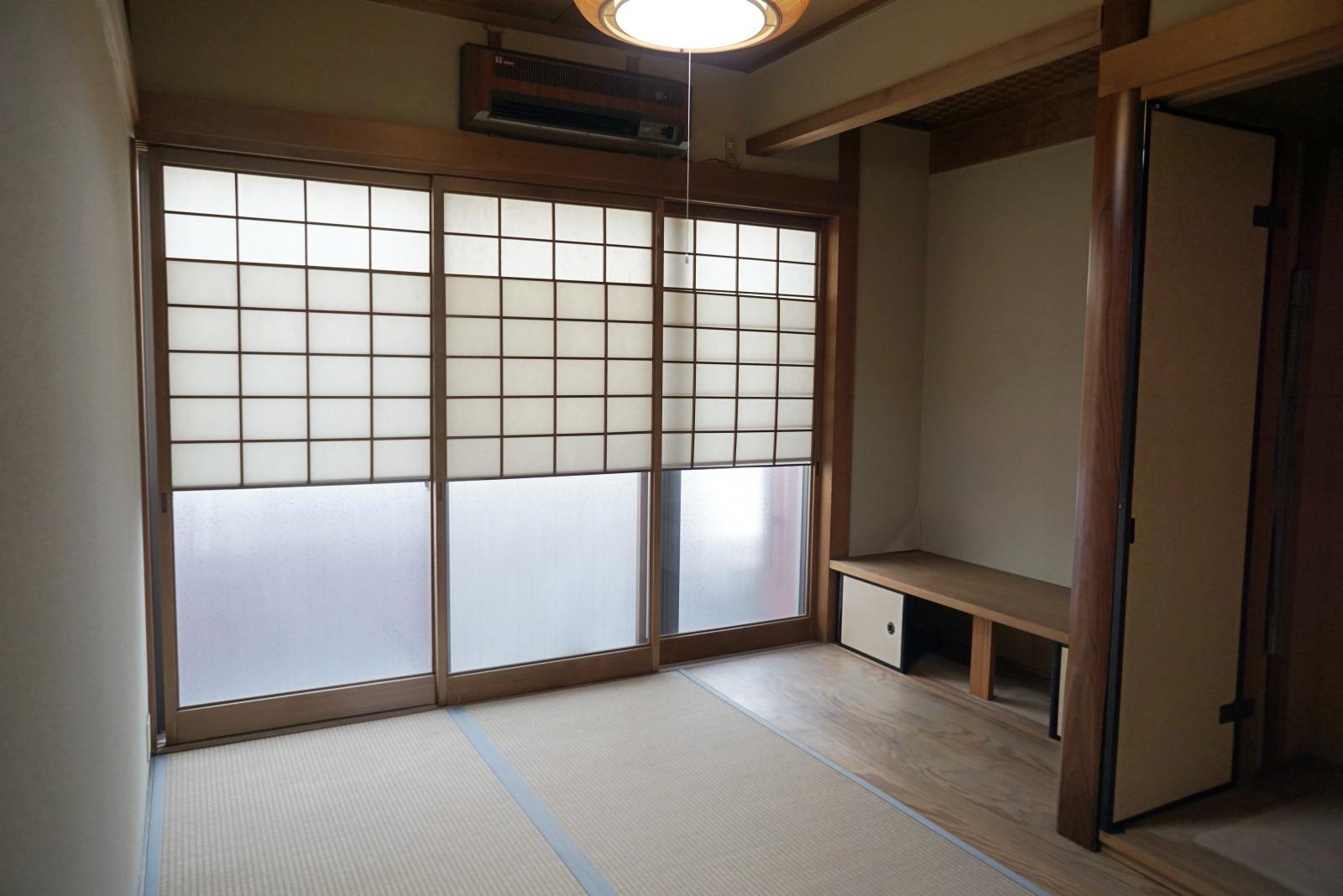5階北側の床の間付き和室