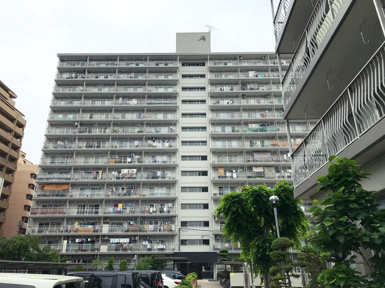 合計2棟の大きめマンション