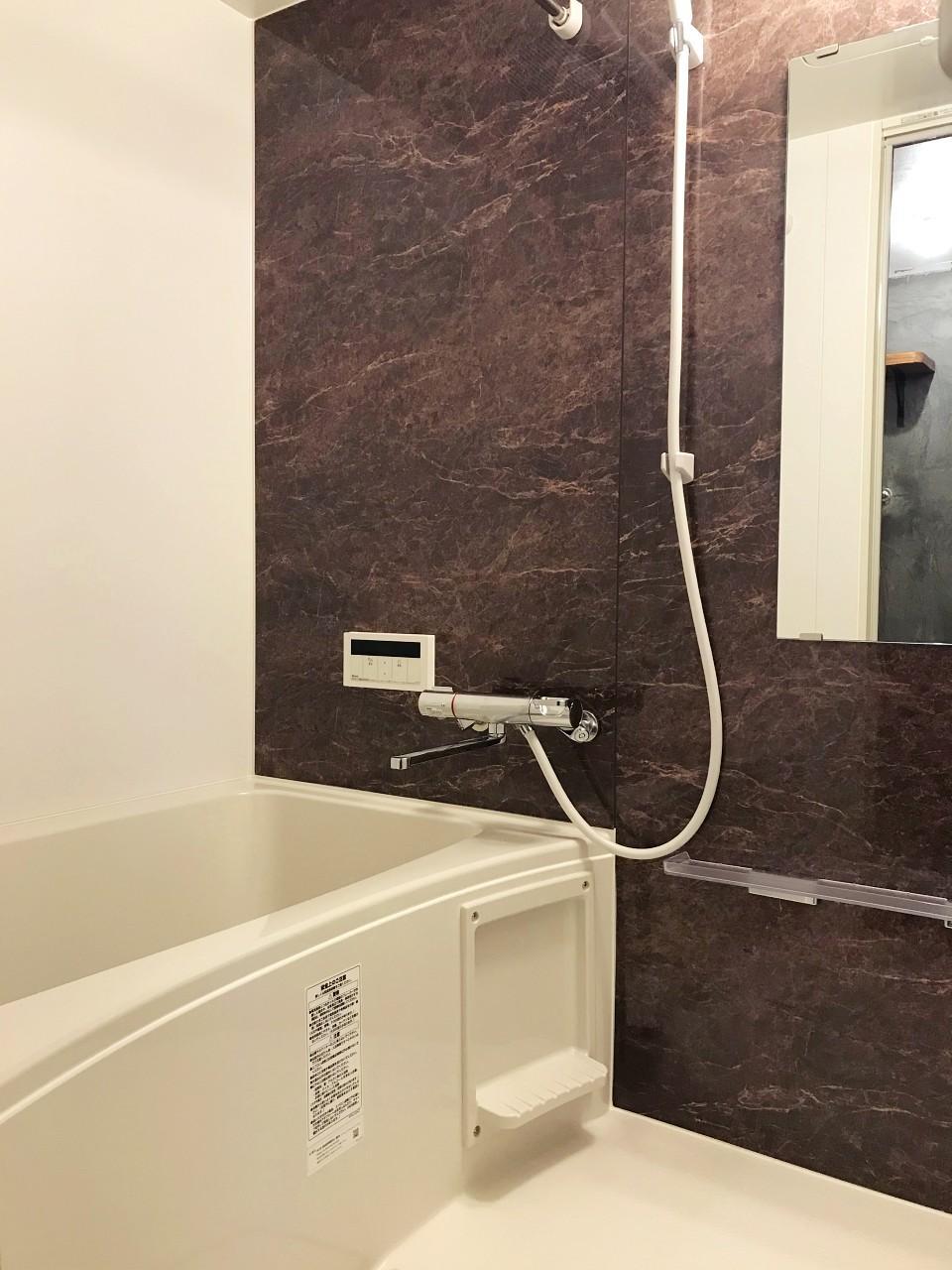 浴室は性能十分