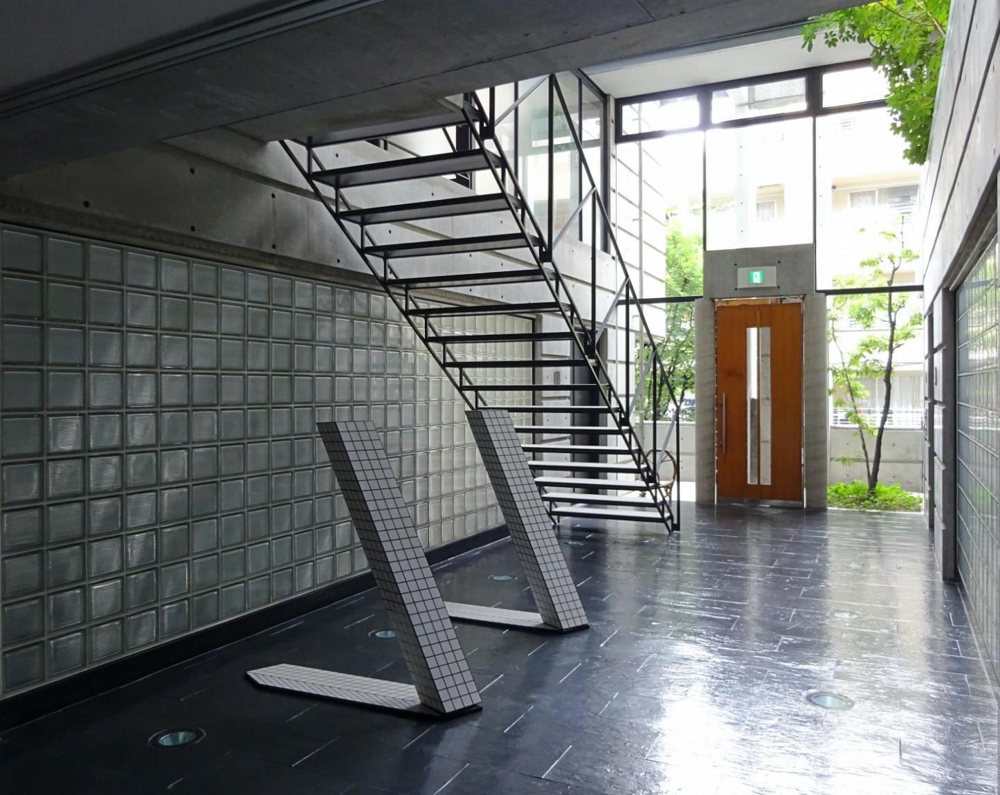 2階のエントランスホール