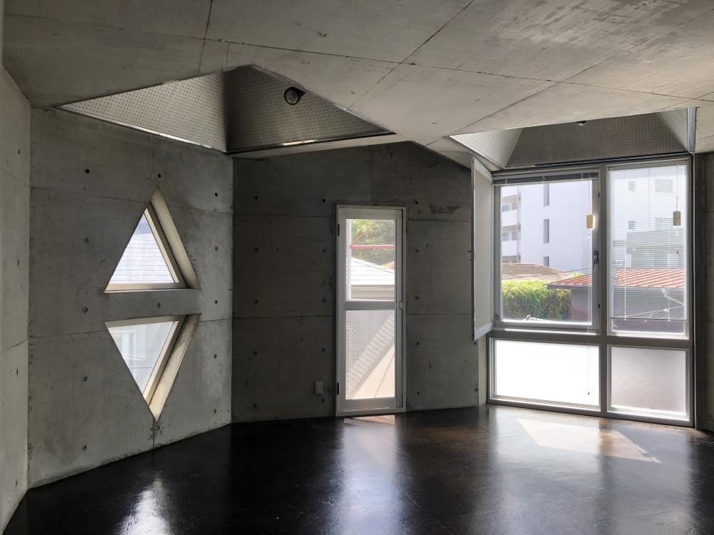 ミニマルに暮らす積み木部屋 (中野区中央の物件) - 東京R不動産