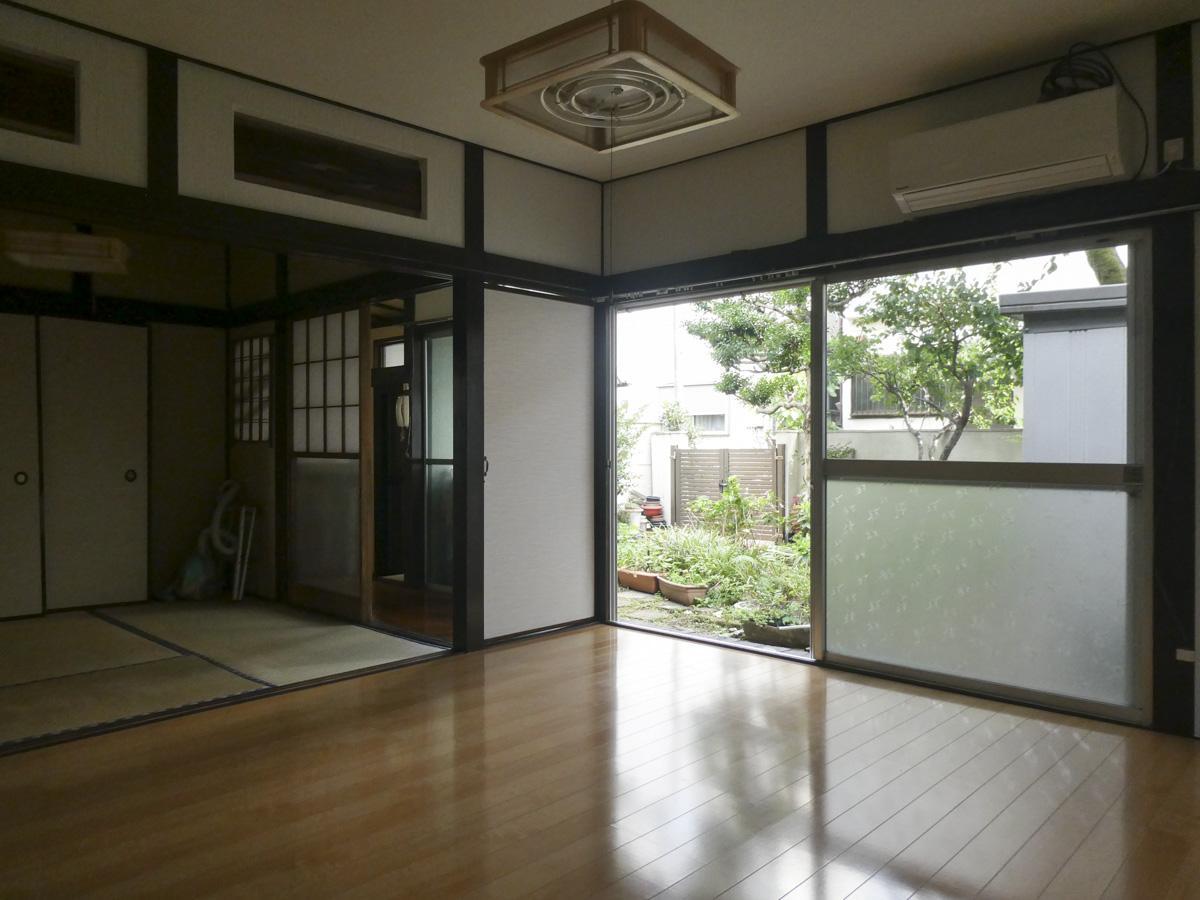 庭木と暮らす (中野区野方の物件) - 東京R不動産