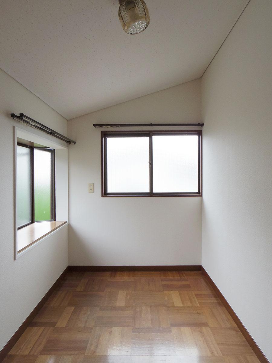 2階の4畳の部屋