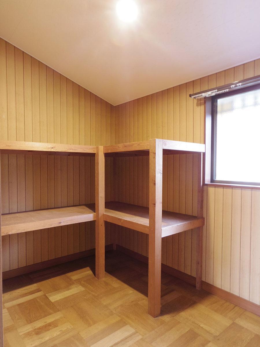2階の納戸