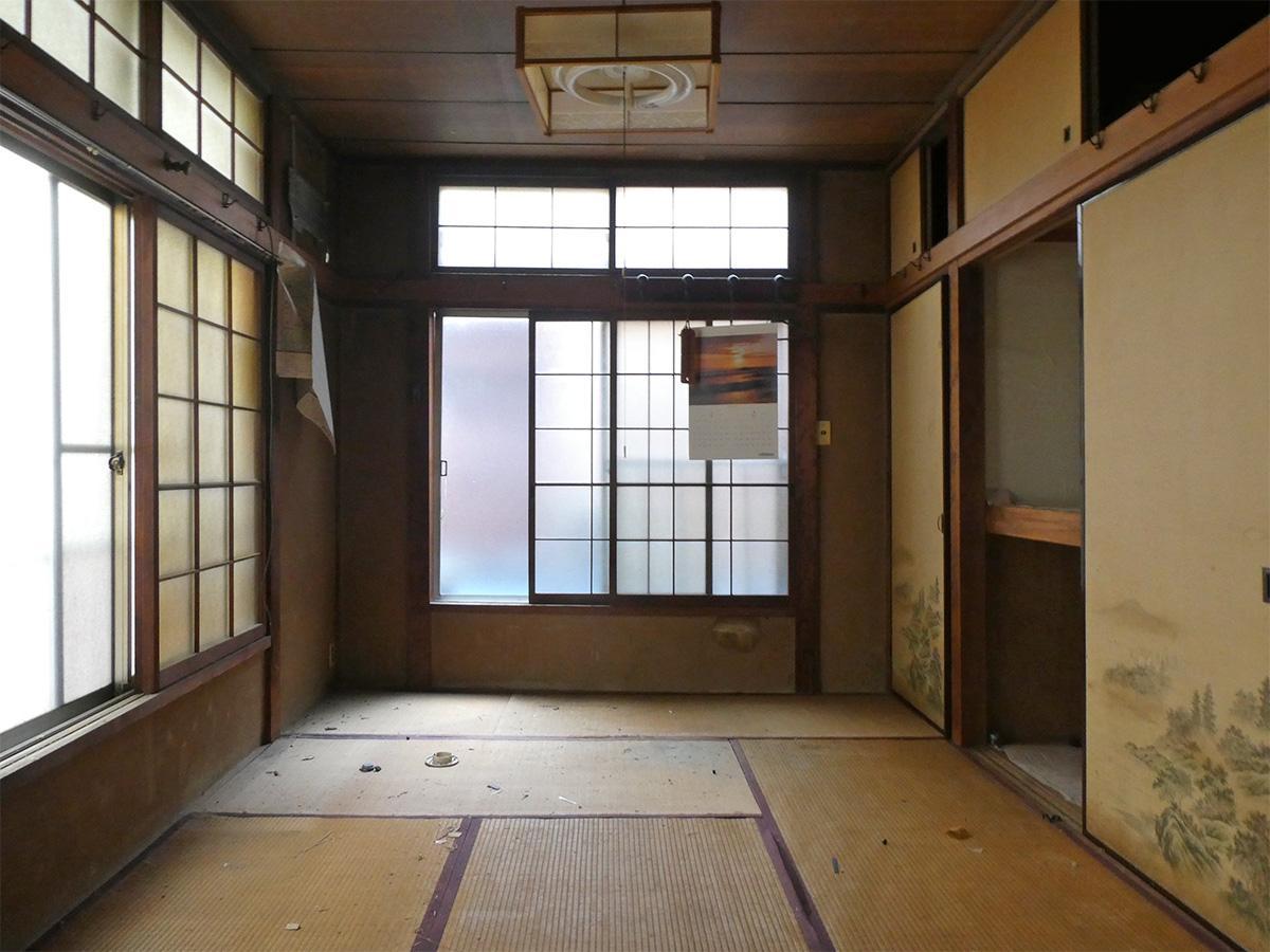 2階中央の和室
