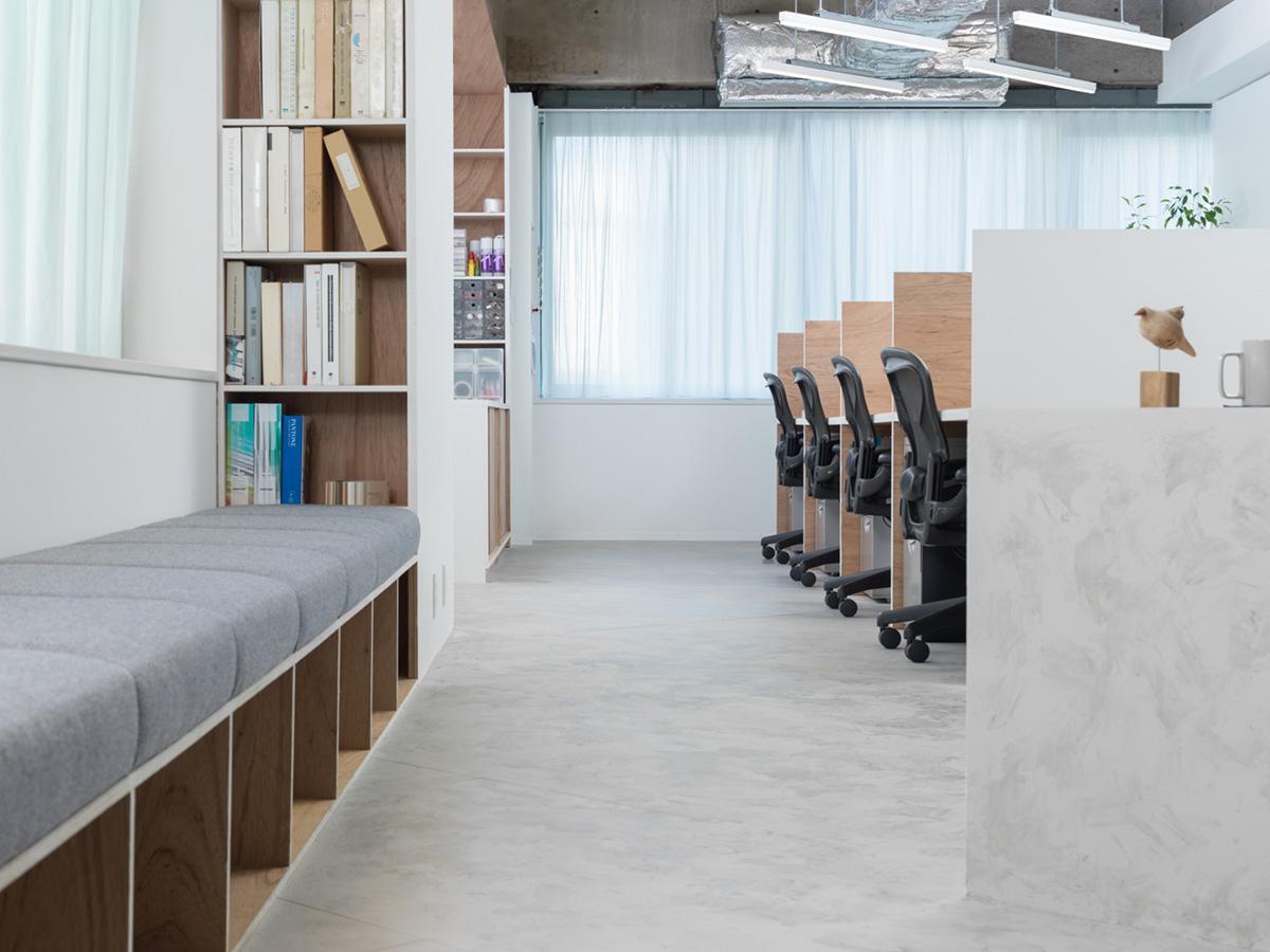 デザインのいいオフィス (中央区銀座の物件) - 東京R不動産