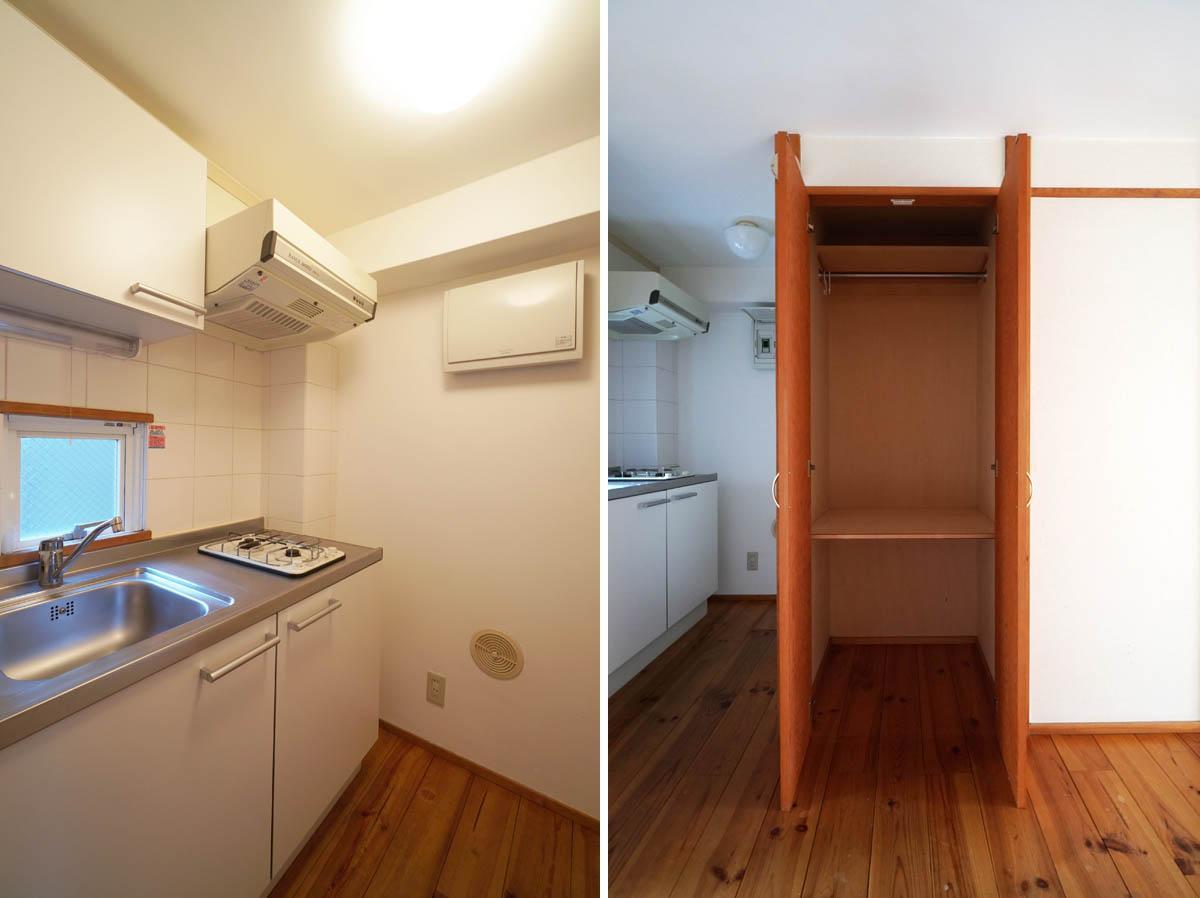 【別区画の参考写真】キッチンもしっかりとした広さがあります