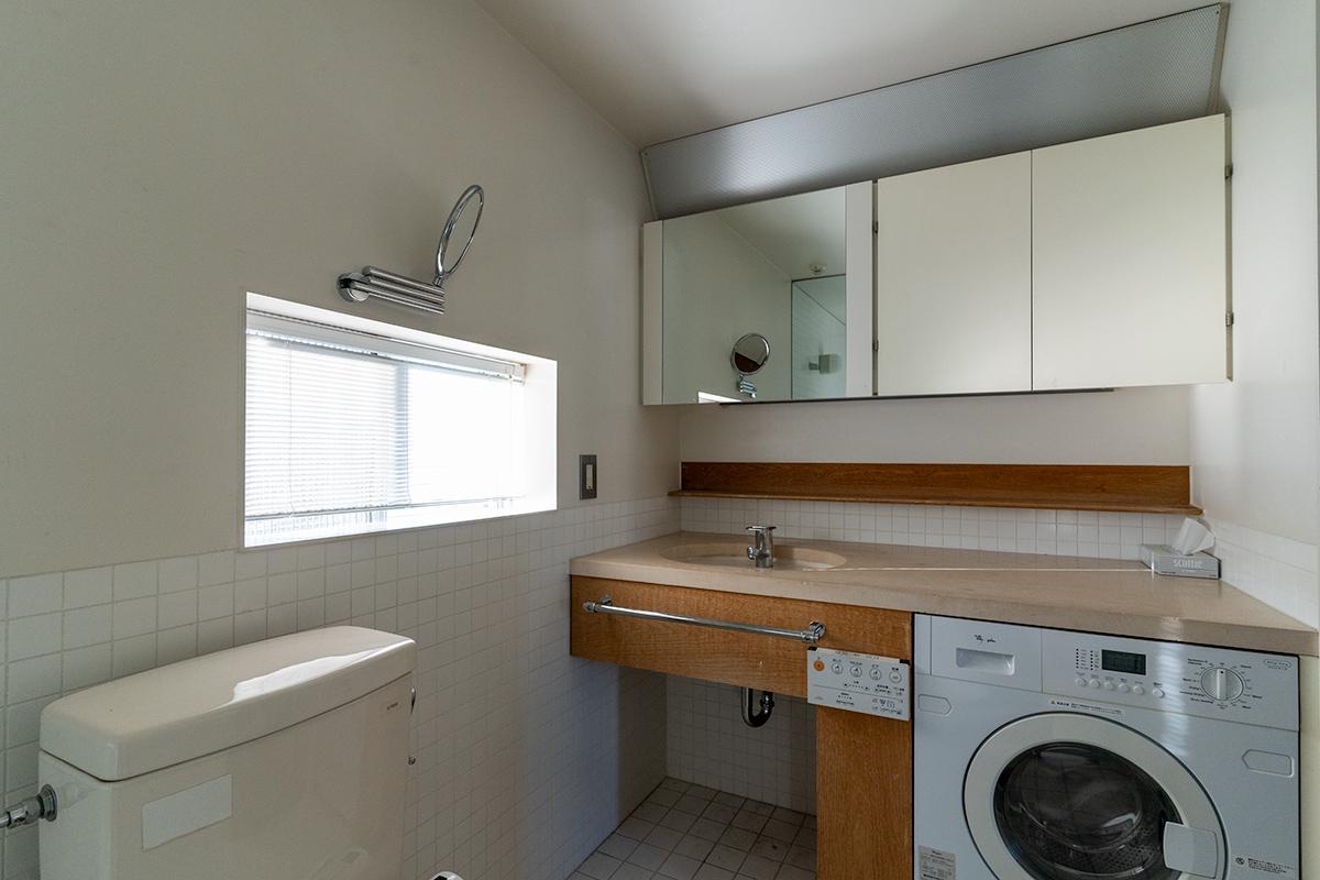 洗濯乾燥機はビルトイン