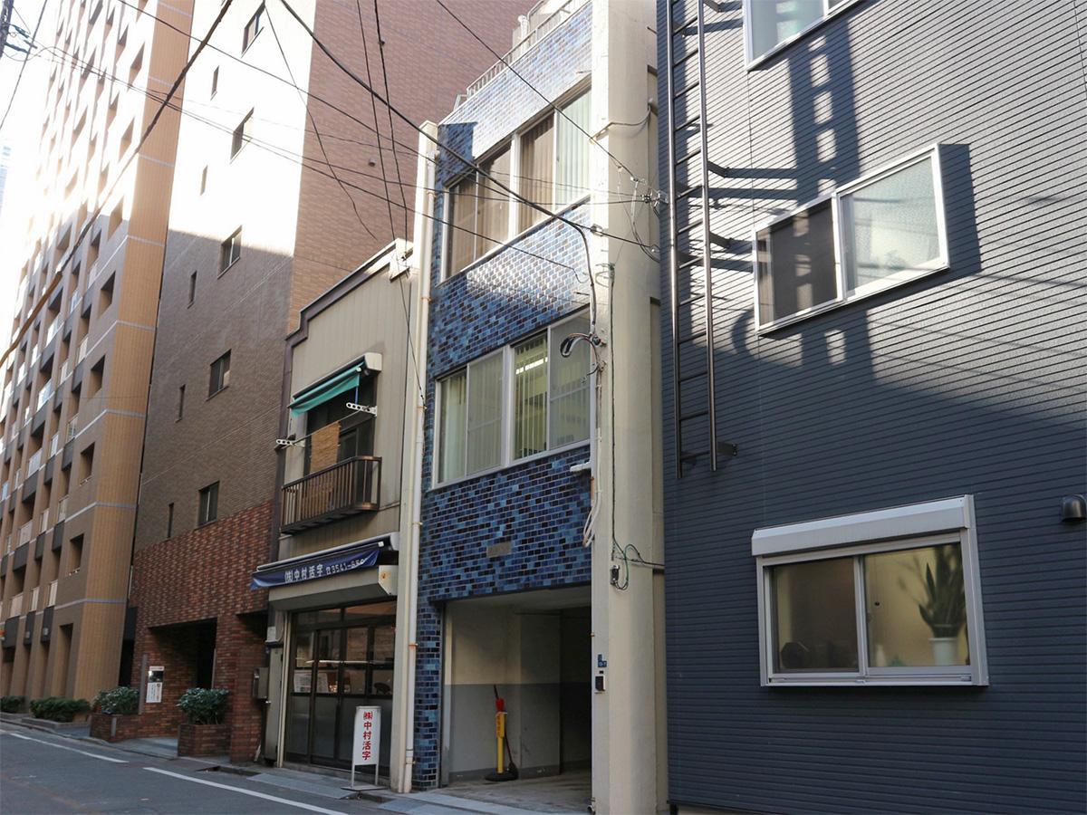 アジトにしたいミニビル (中央区銀座の物件) - 東京R不動産