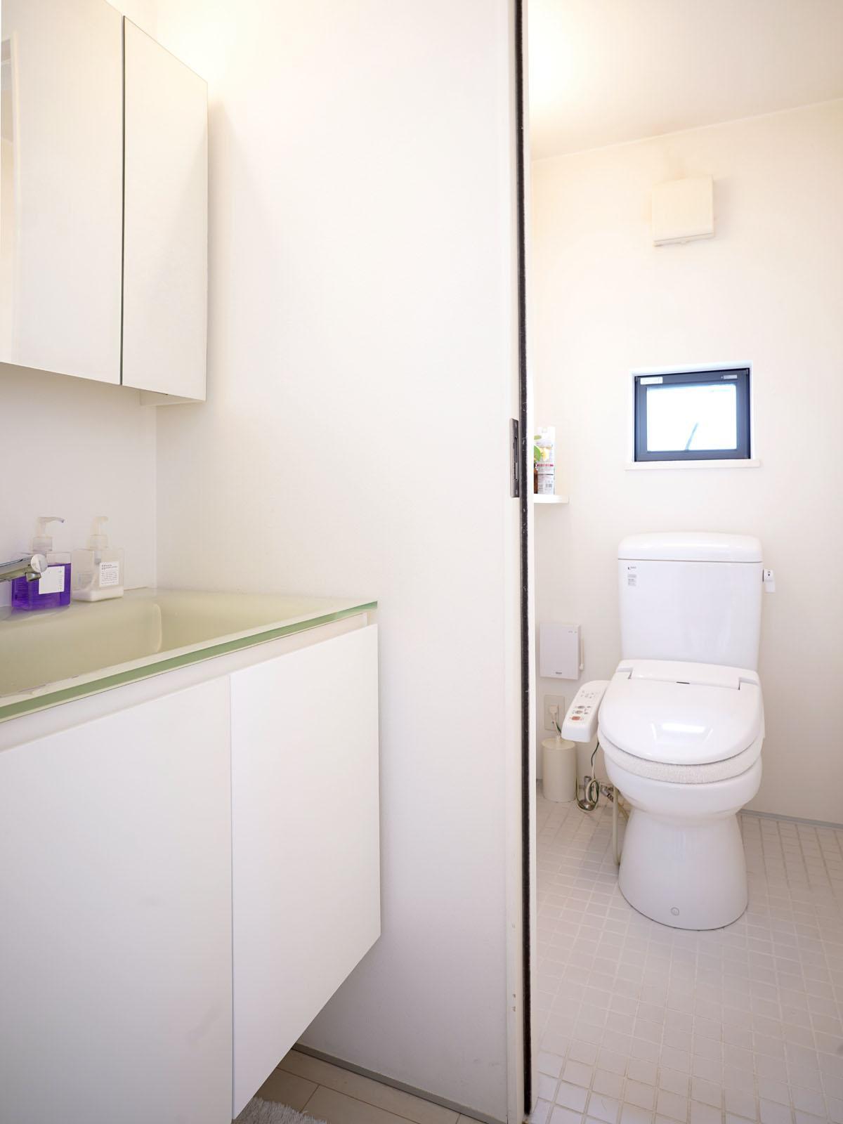 2階:トイレは1Fにもあります