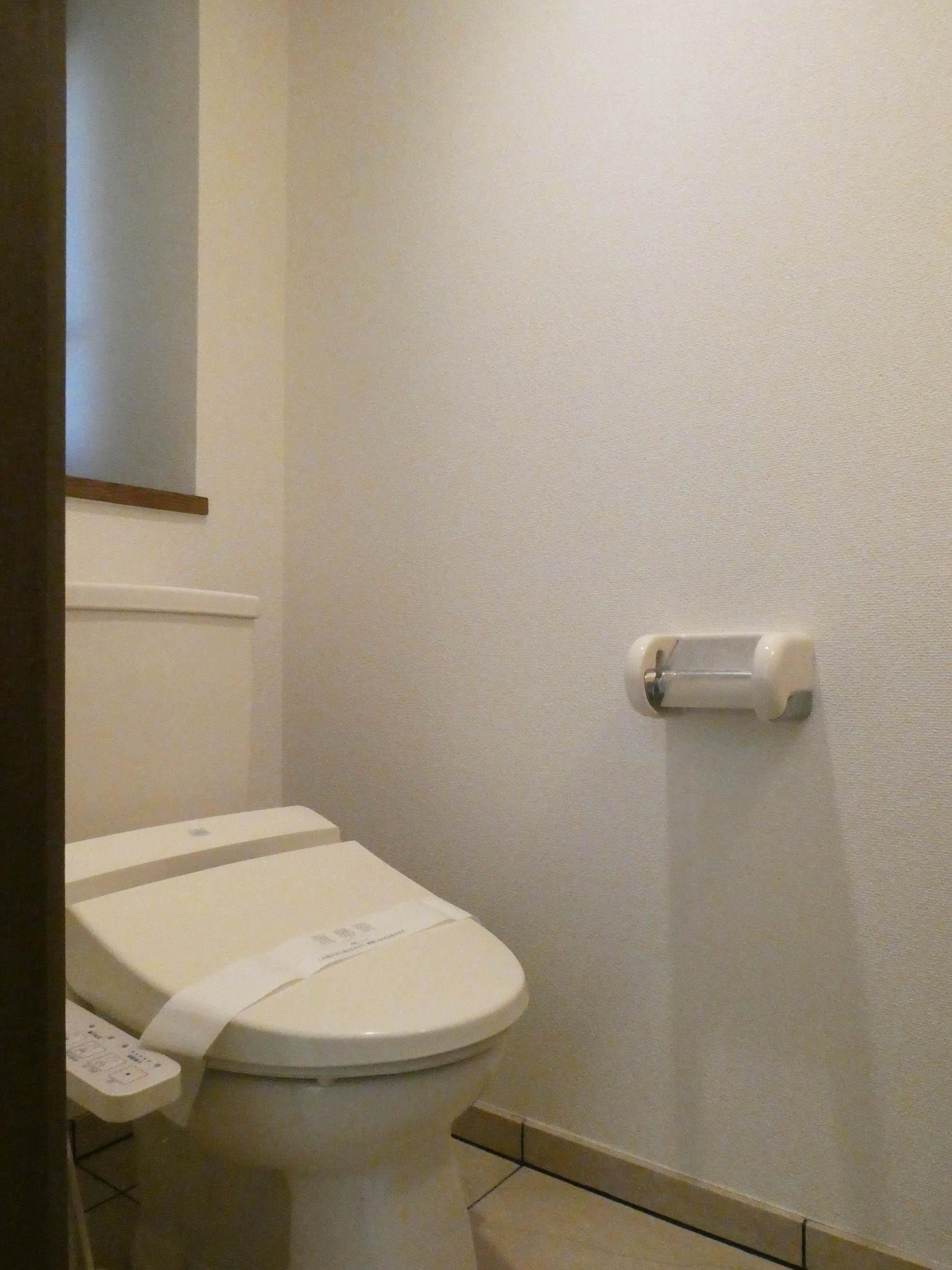 1階:トイレ