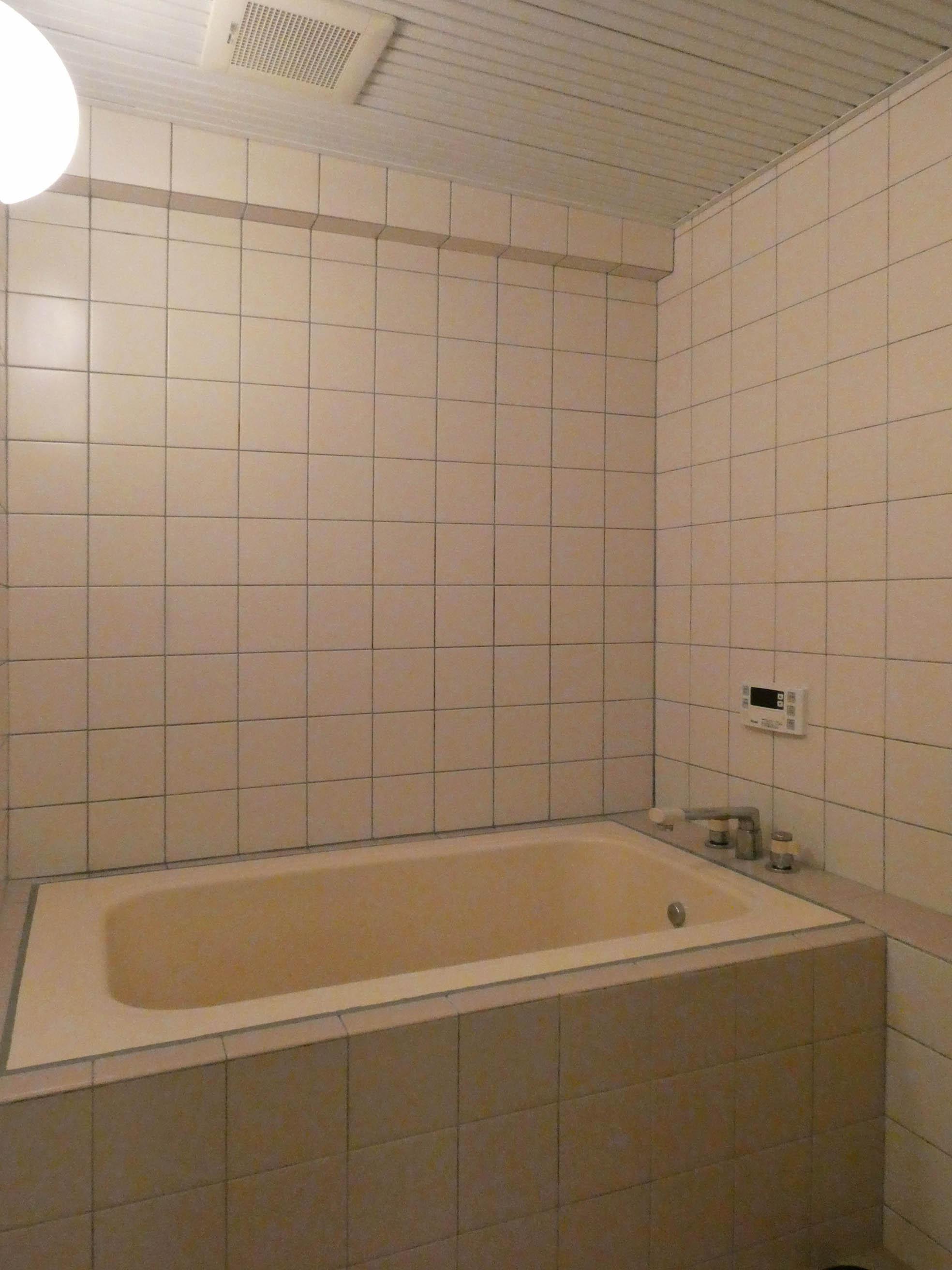 2階:浴室