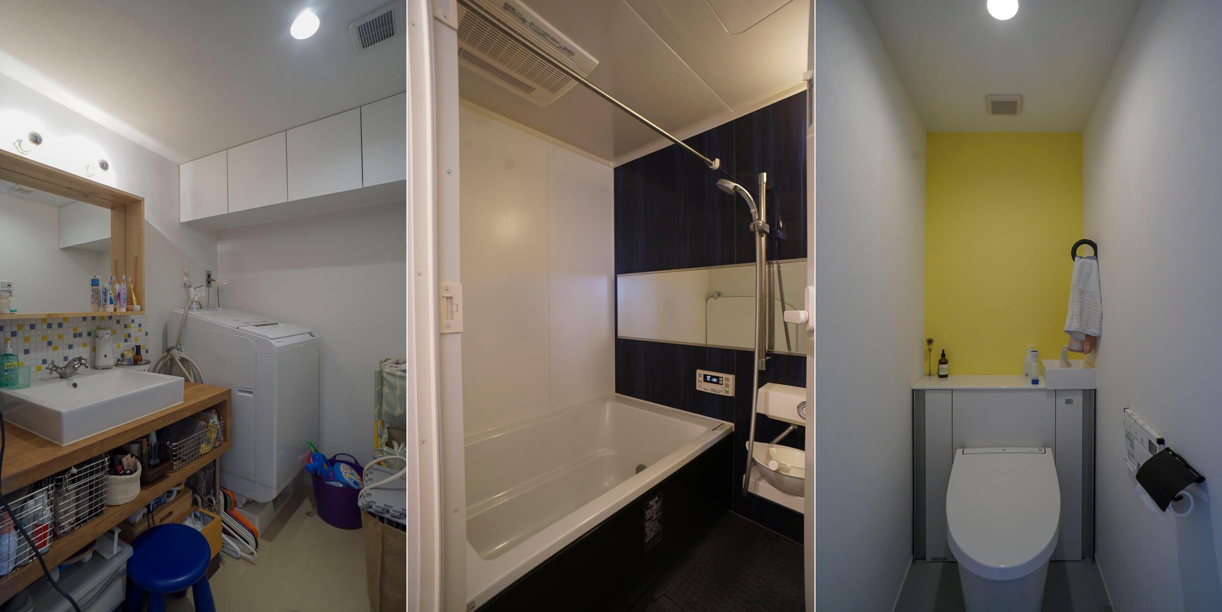 洗面所・浴室・トイレ