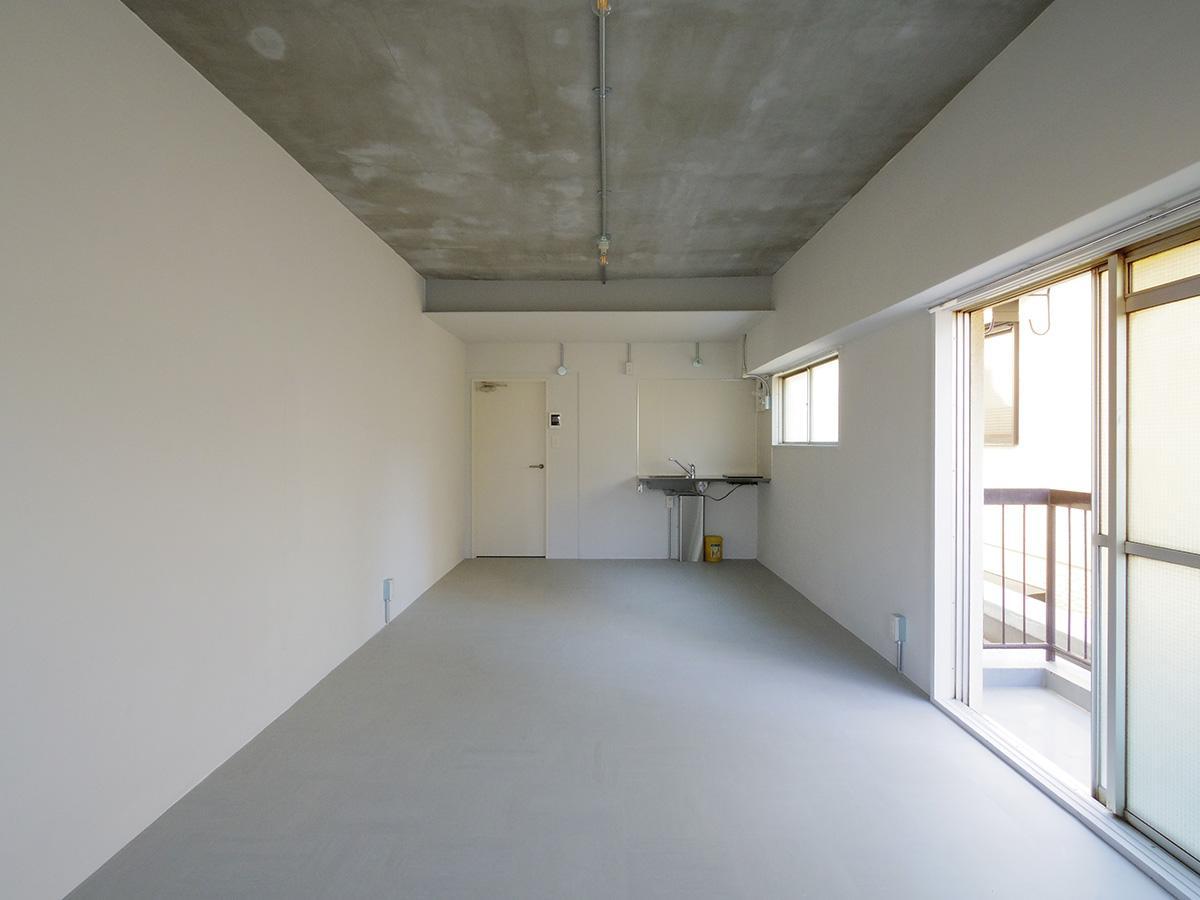 ニュートラルな職住空間 (大田区南雪谷の物件) - 東京R不動産
