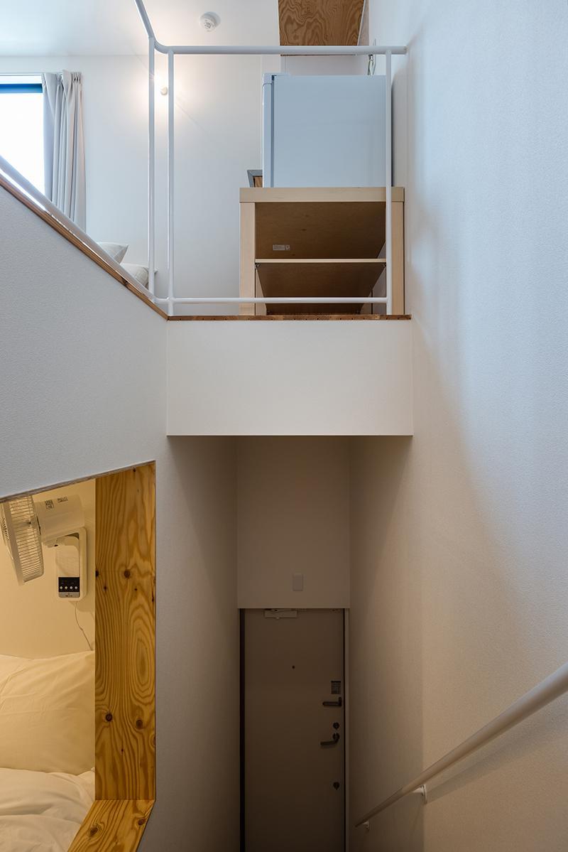 2階部分区画はこんな立体構成になっています(写真:平井広行)