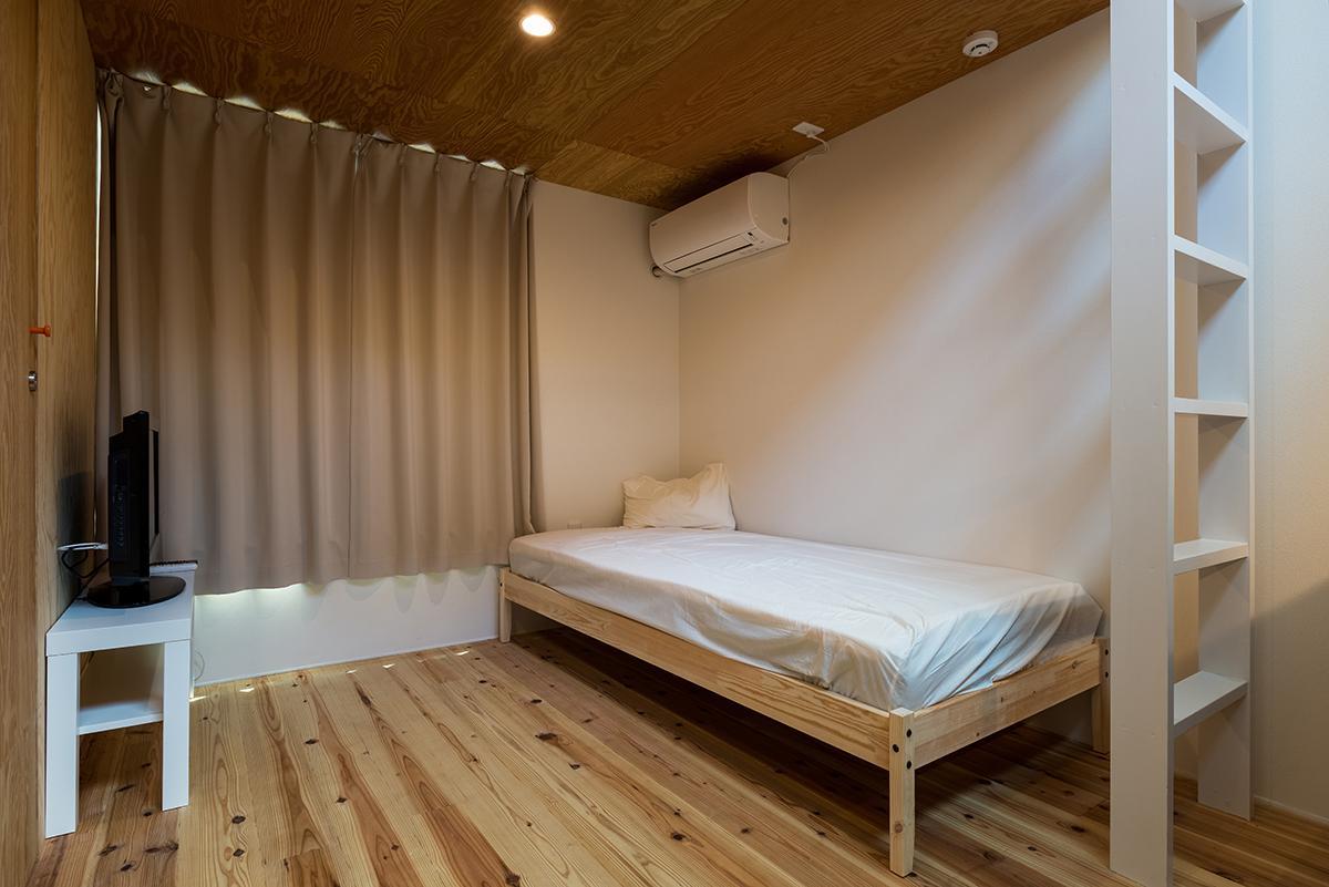 トリッキーなアパートメントホテル (板橋区東山町の物件) - 東京R不動産