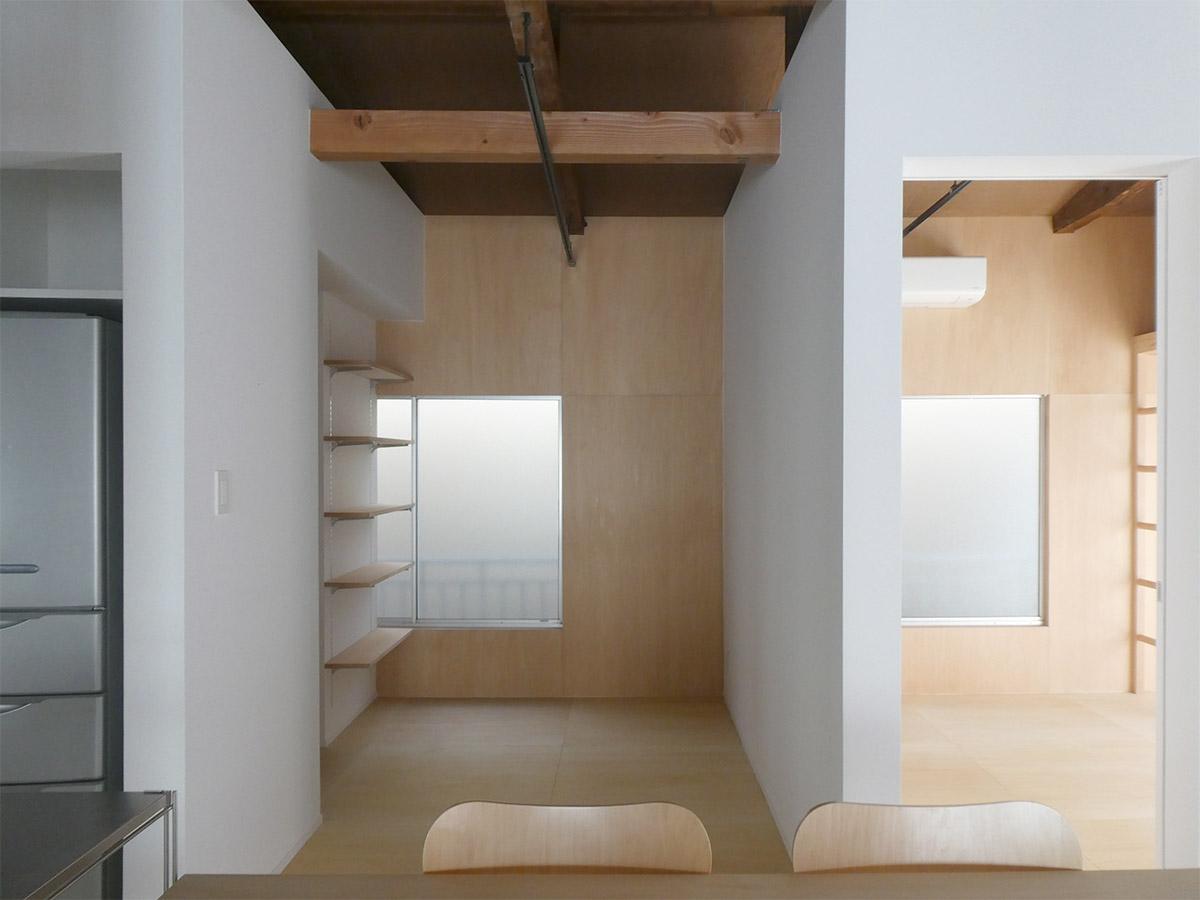ライブラリーにはお気に入りの本を置いて。読書がはかどりそうな空間