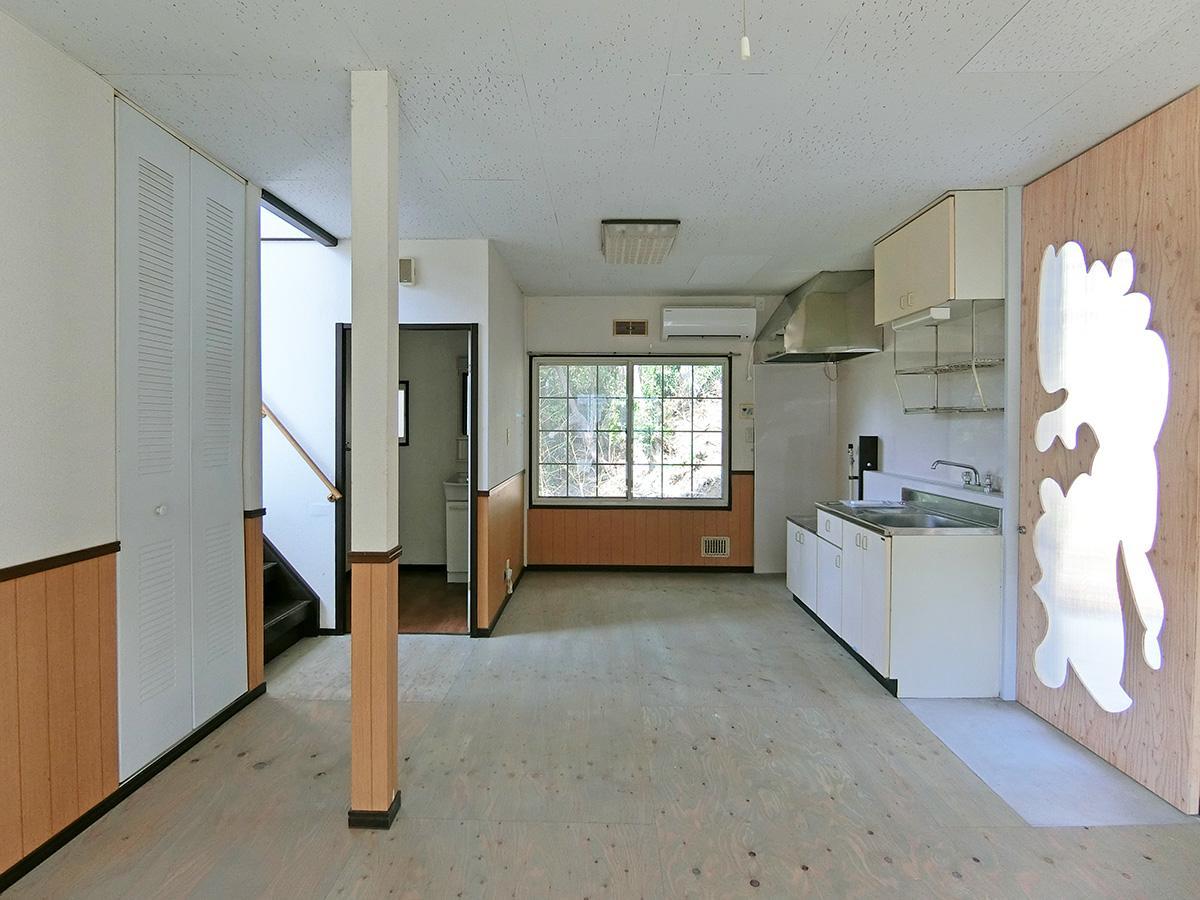 A棟1階:共用スペース