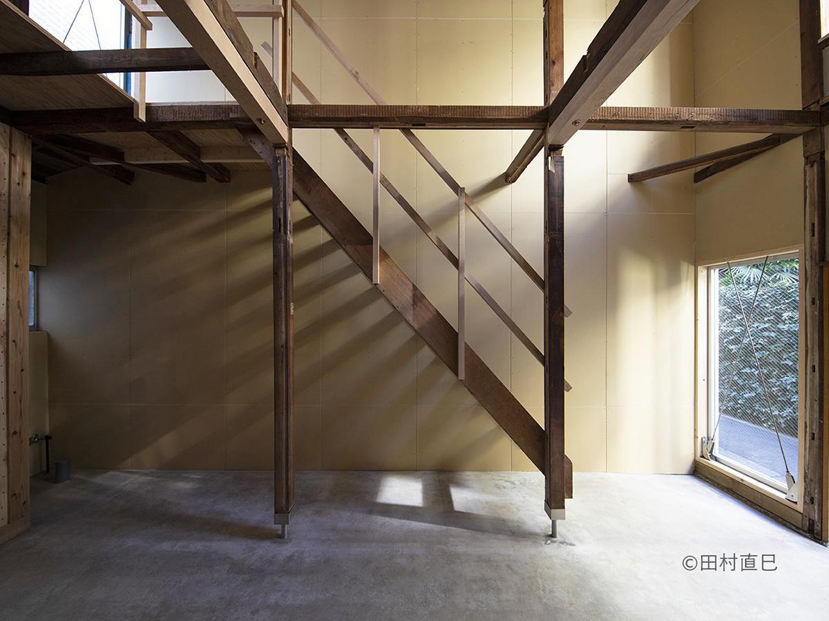 1階の西側方面