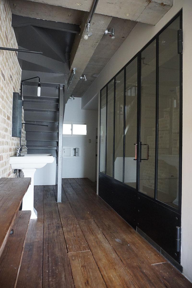 2階:ちょっとエッチなバスルーム
