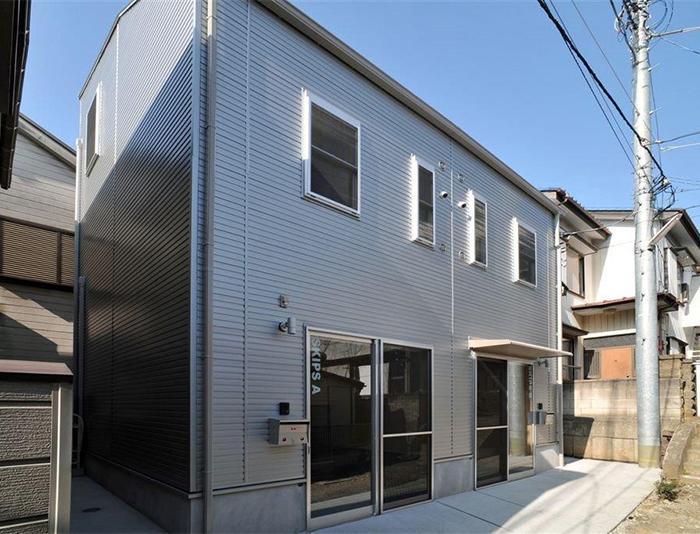 駅近、こぢんまりハウス (横浜市神奈川区子安通の物件) - 東京R不動産