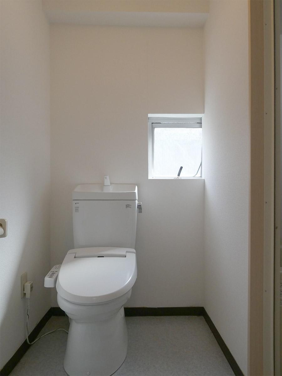 トイレと脱衣所は同室