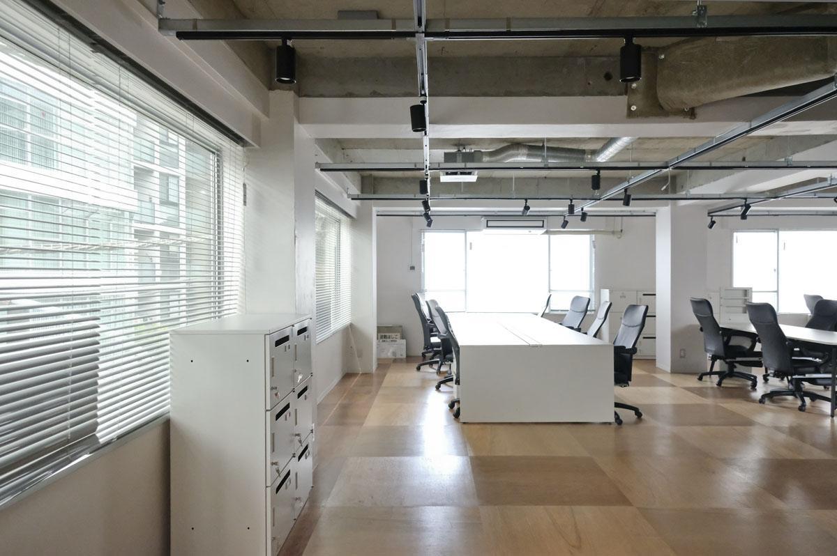 3階:家具が設置されている状態はこんな感じ