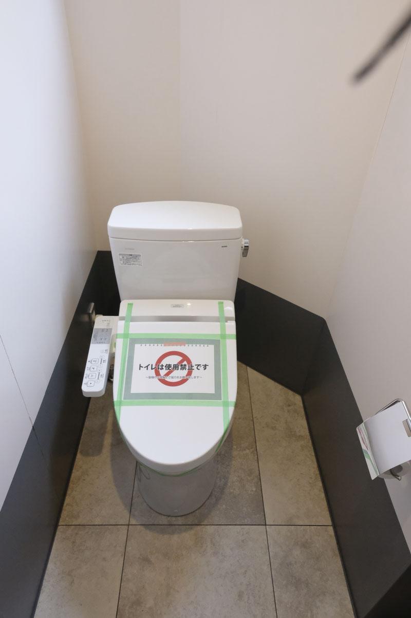 トイレは全フロアこの仕様