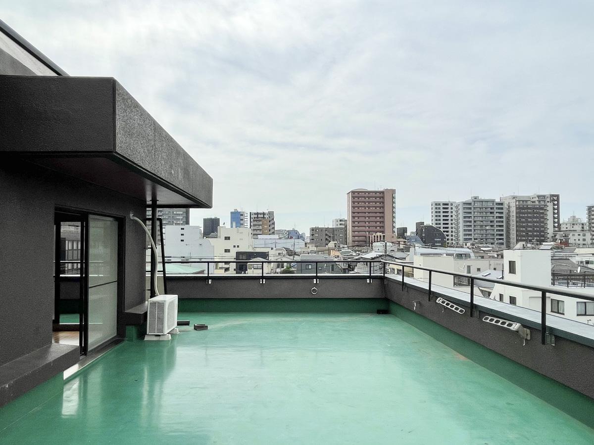 ルーバルとおだやかな日常 (品川区戸越の物件) - 東京R不動産