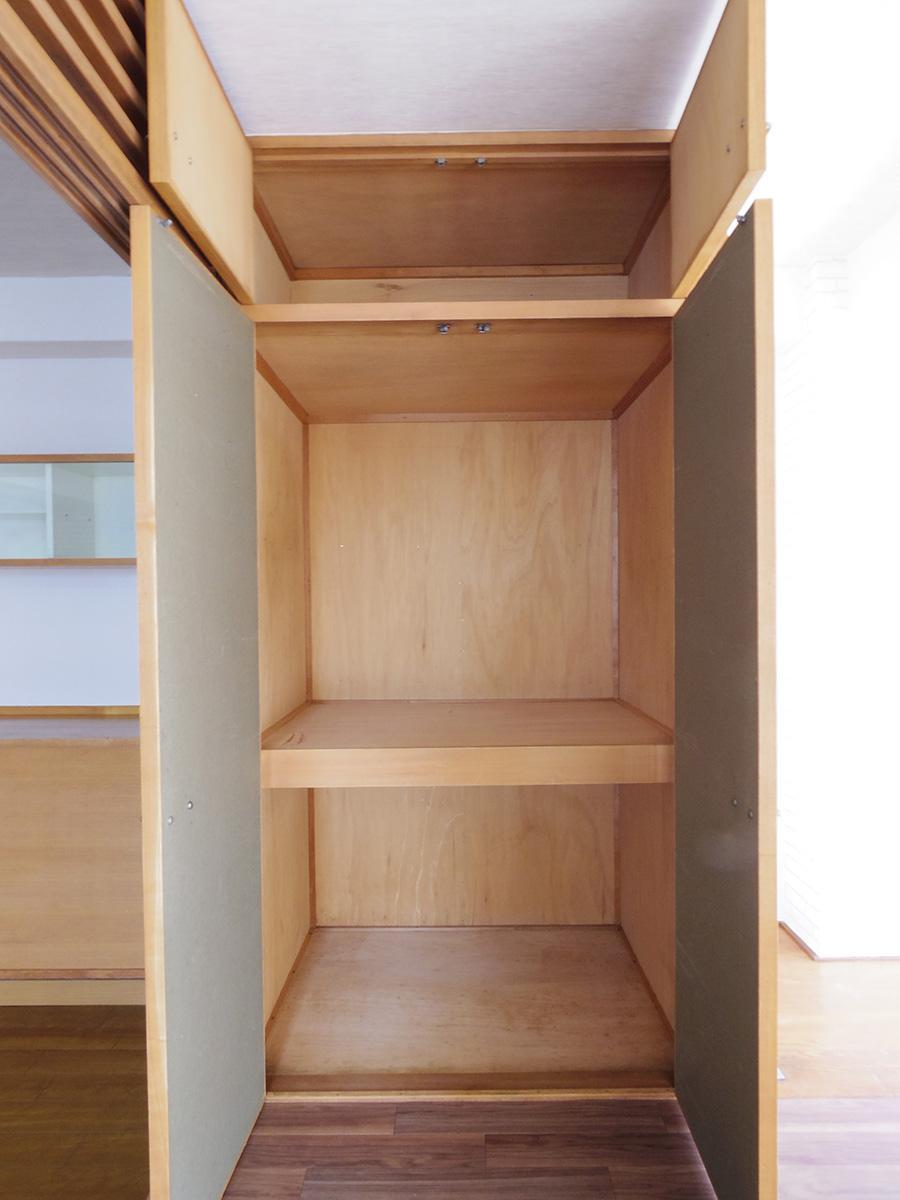 9.5畳洋室の収納