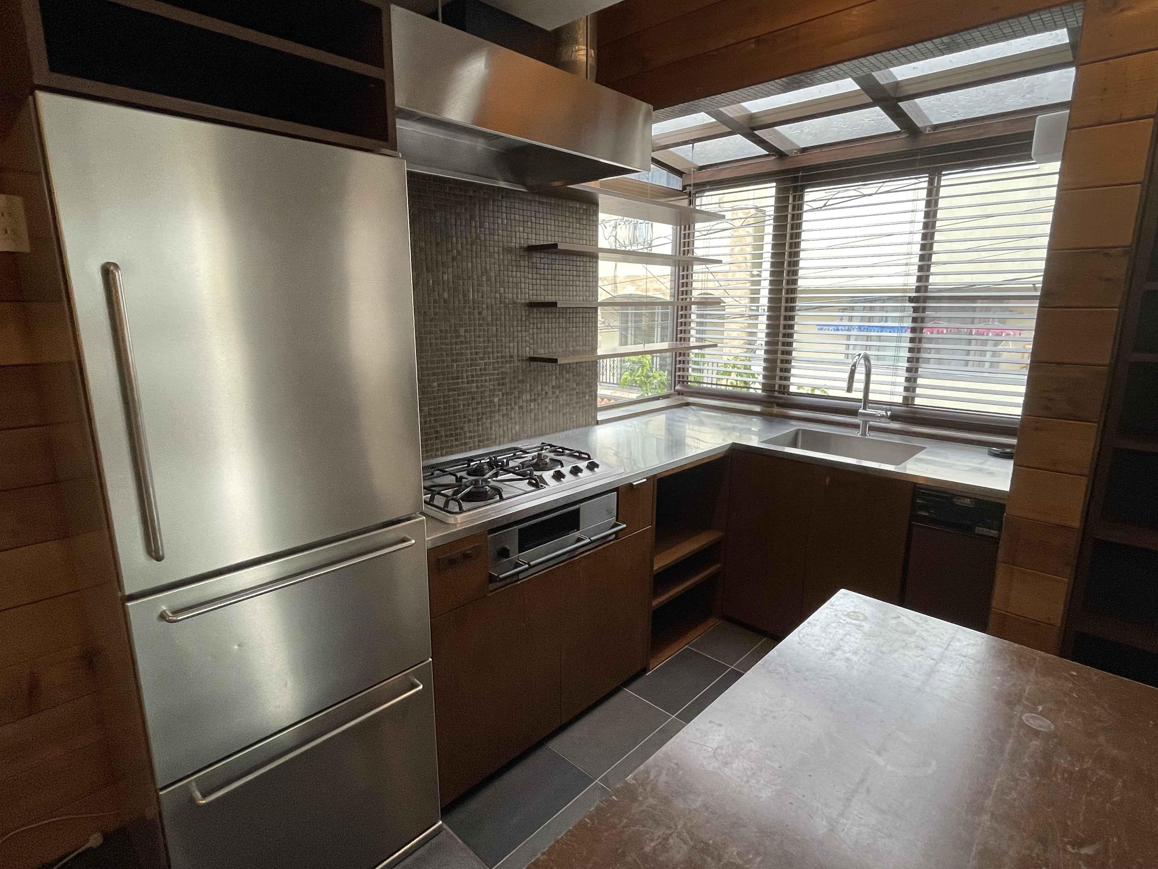 キッチン。食洗機付き