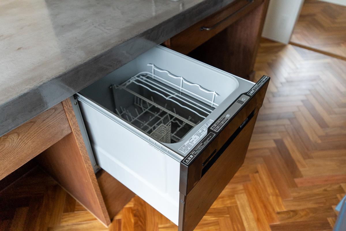 食洗機もついています