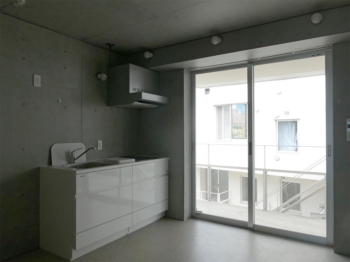 A棟3階7号室:南側洋室