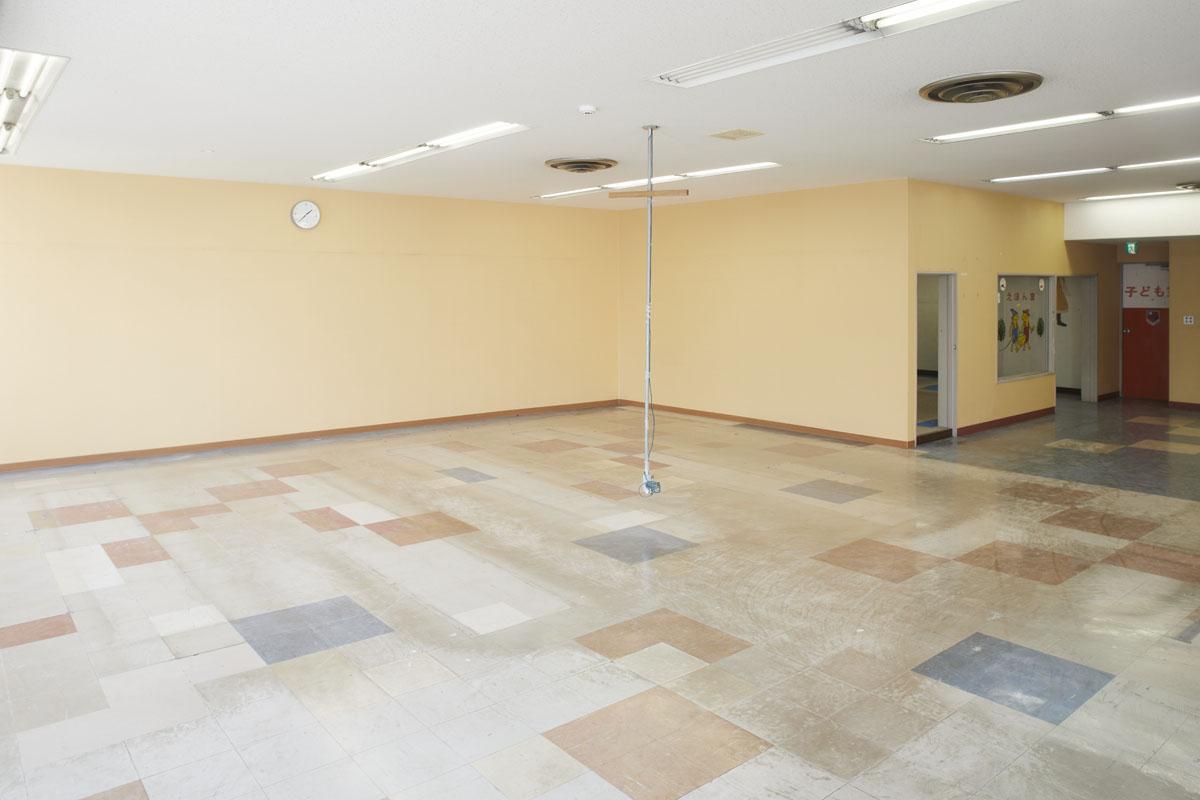 【2F】旧子供室区画:使いやすい整形なかたち