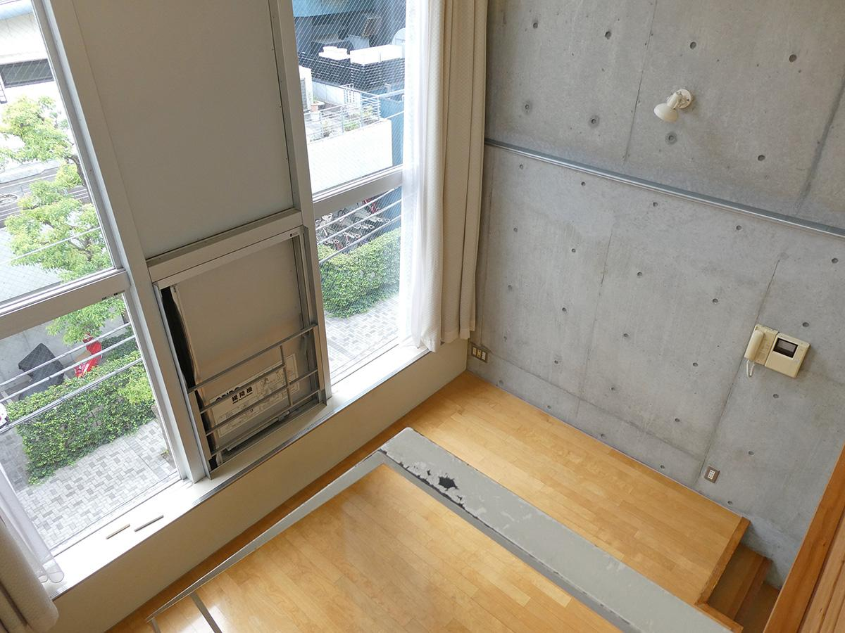 光降り注ぐ縦空間-天高4.4m- (港区芝公園の物件) - 東京R不動産