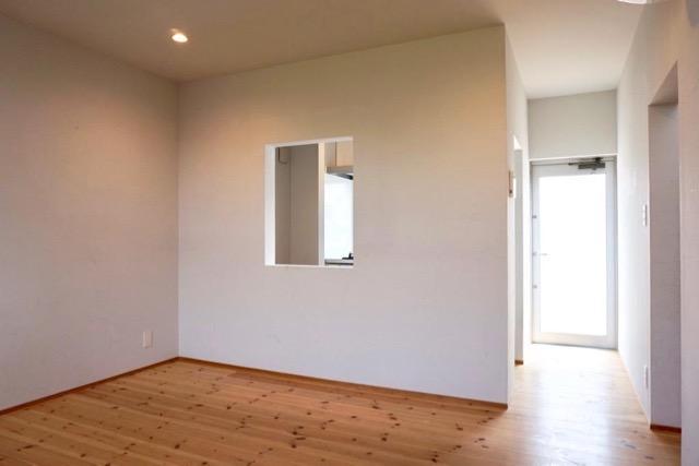 2階:主に住居利用を想定した間取り