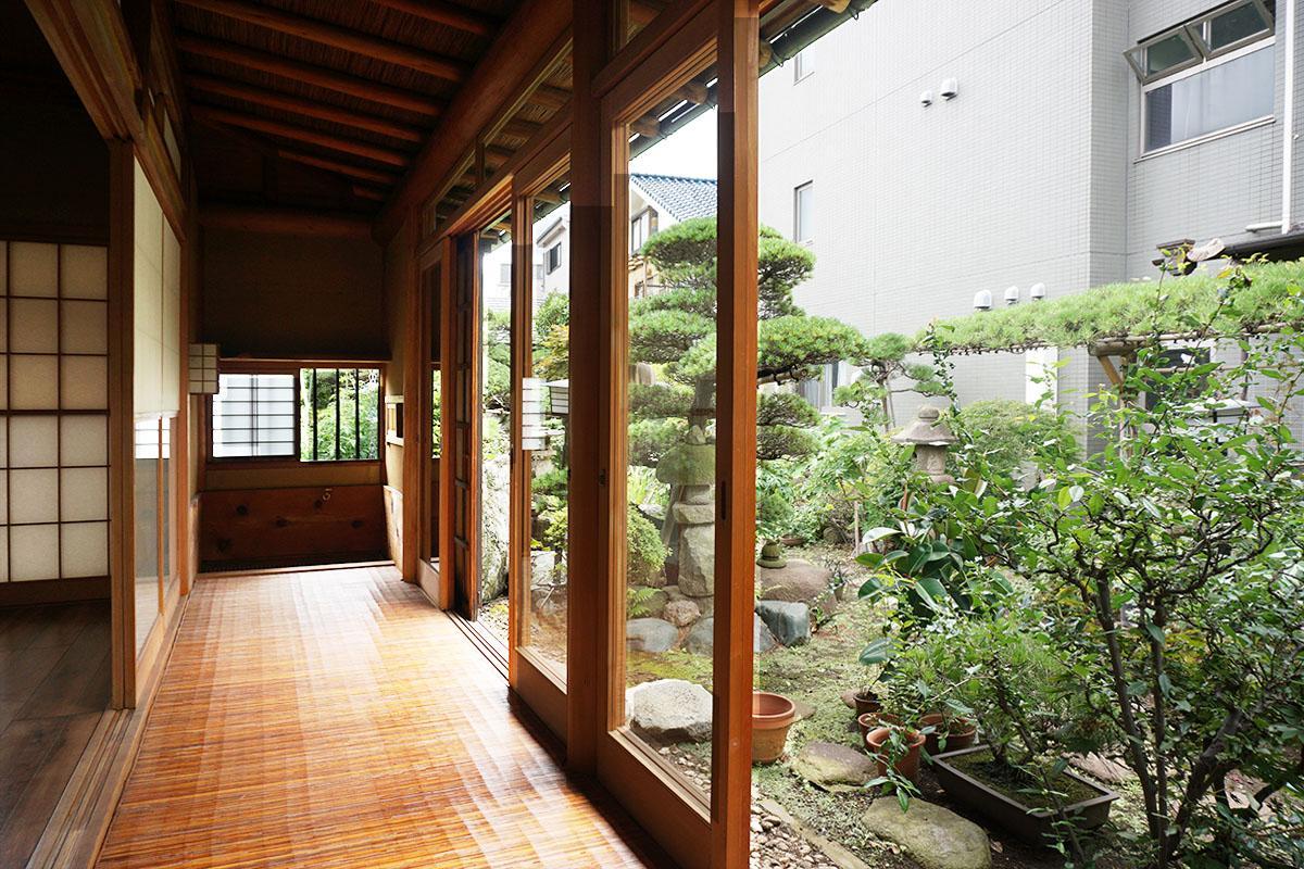 四季を愛でる、小さな日本家屋 (板橋区赤塚の物件) - 東京R不動産