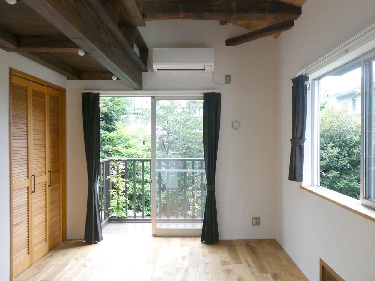 緑に包まれる木造住宅 (文京区本郷の物件) - 東京R不動産