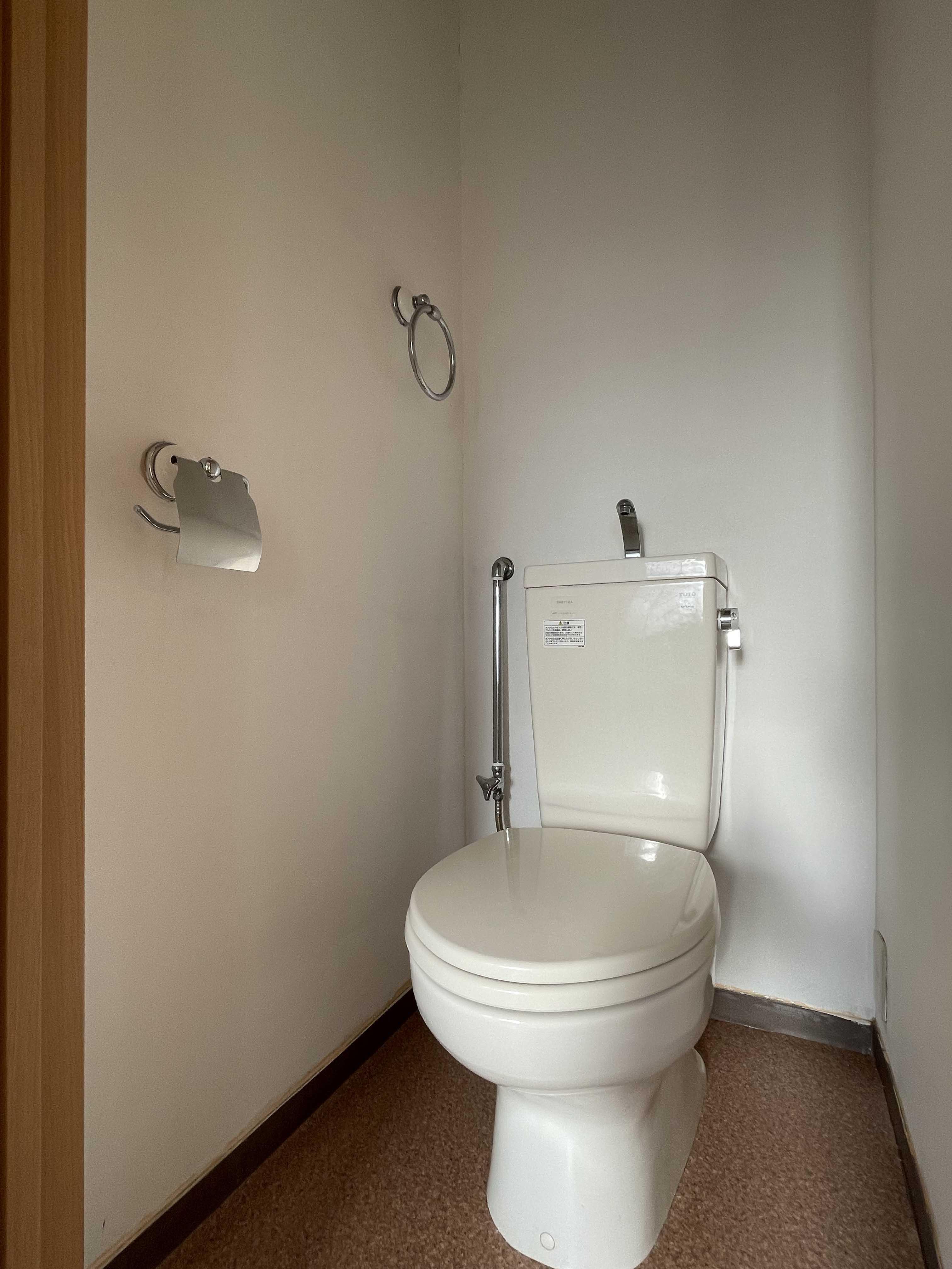 201号室:トイレ