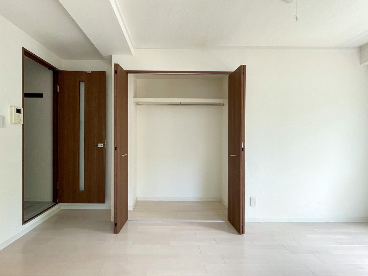 205号室:収納