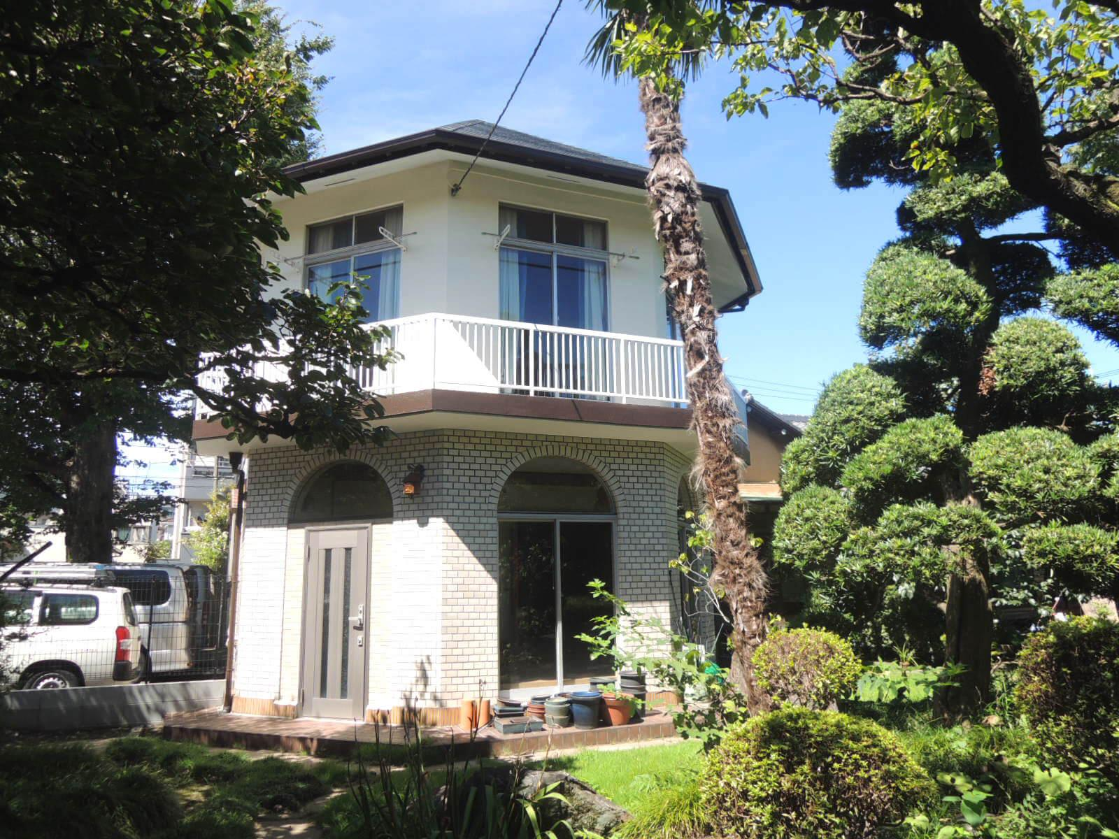 屋敷の庭のおすそわけ (大田区東矢口の物件) - 東京R不動産