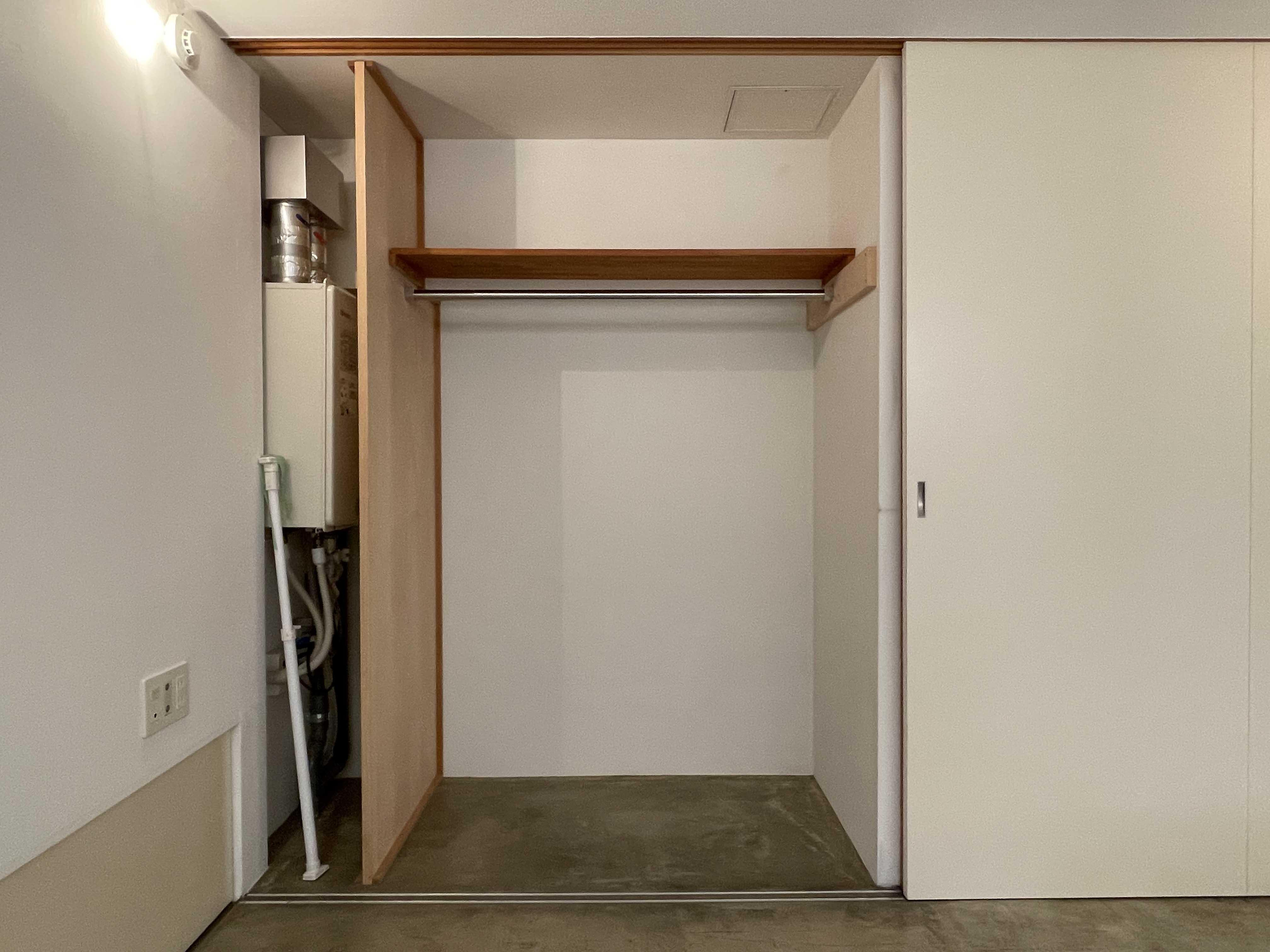 2階:収納