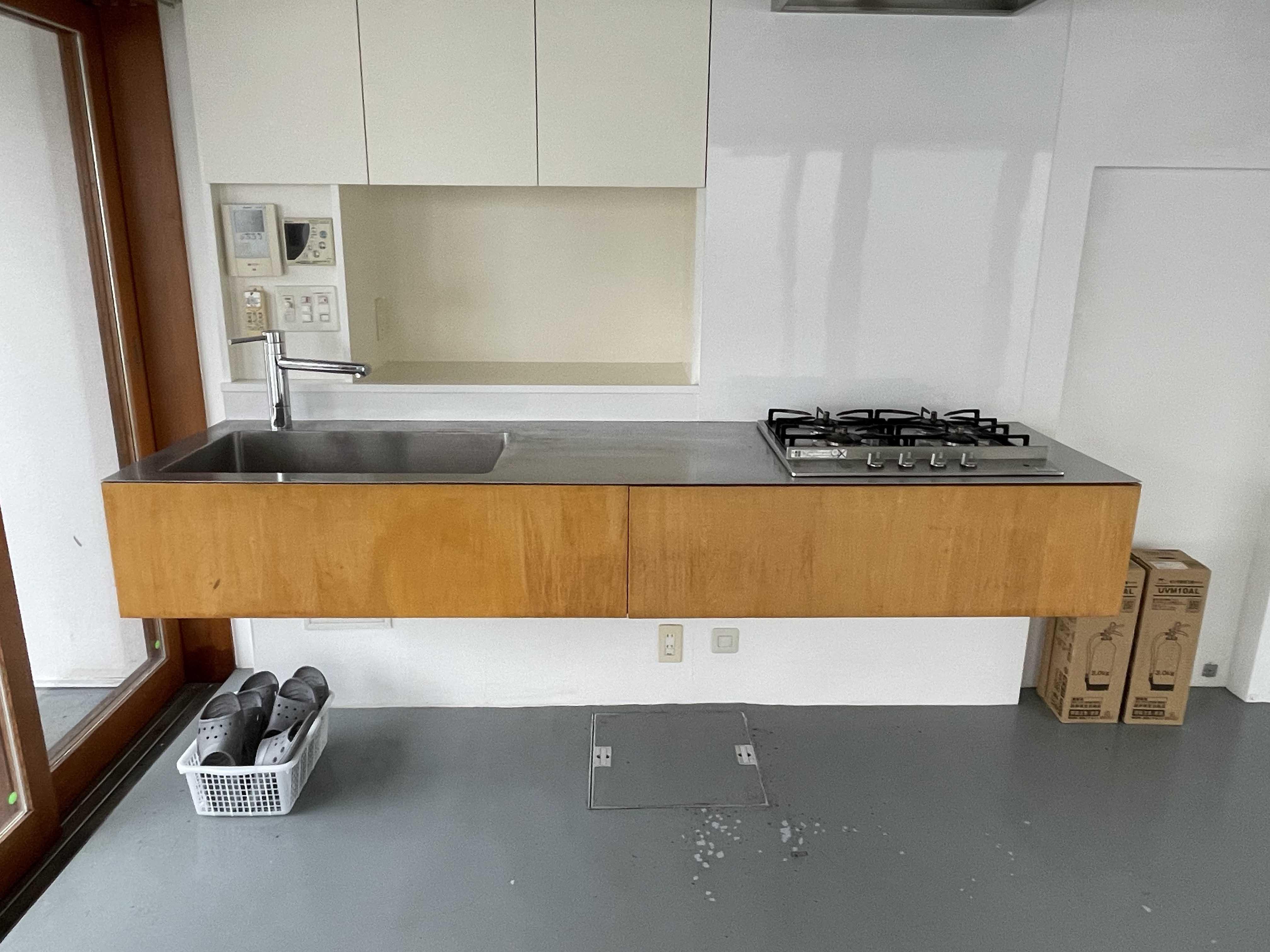 1階:キッチン