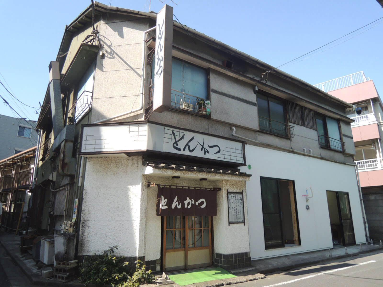 心惹かれる小上がり店舗 (大田区大森西の物件) - 東京R不動産