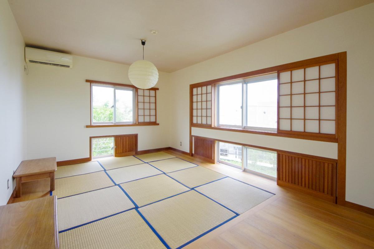 1階南側の和室