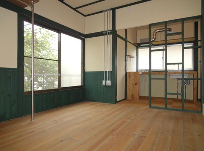 彩を楽しむハーバルアパートメント  (八王子市天神町の物件) - 東京R不動産